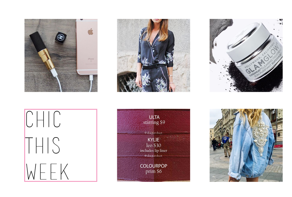 Chic This Week 021 (via Chic Now)