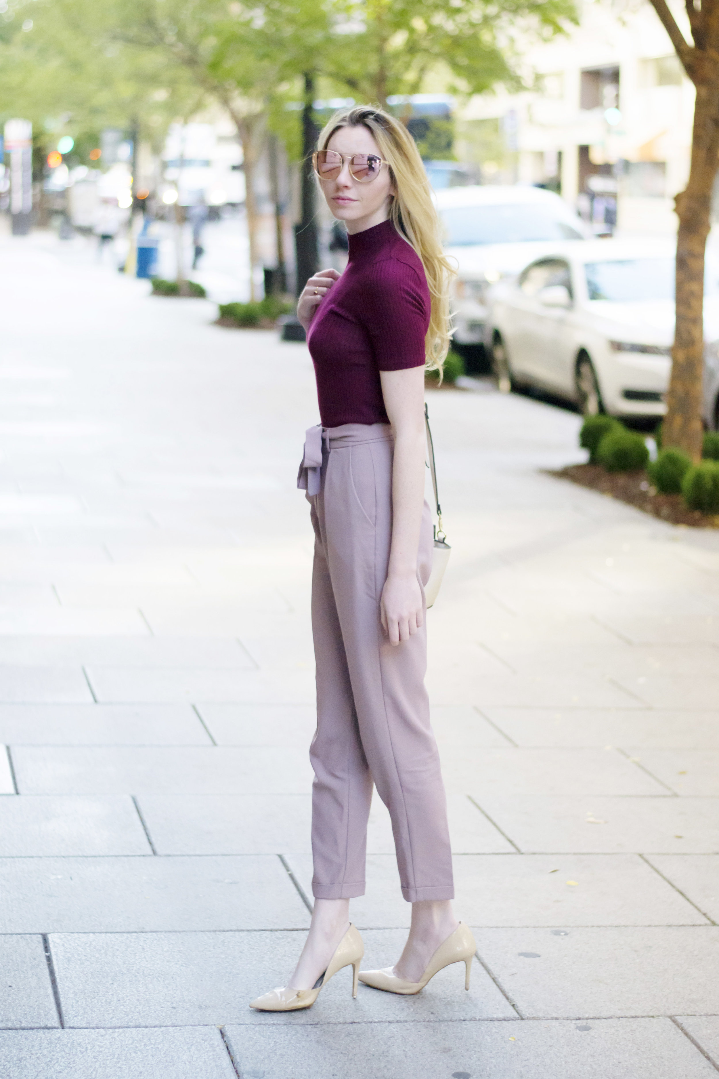 Fashion Blogger Fall Outfit