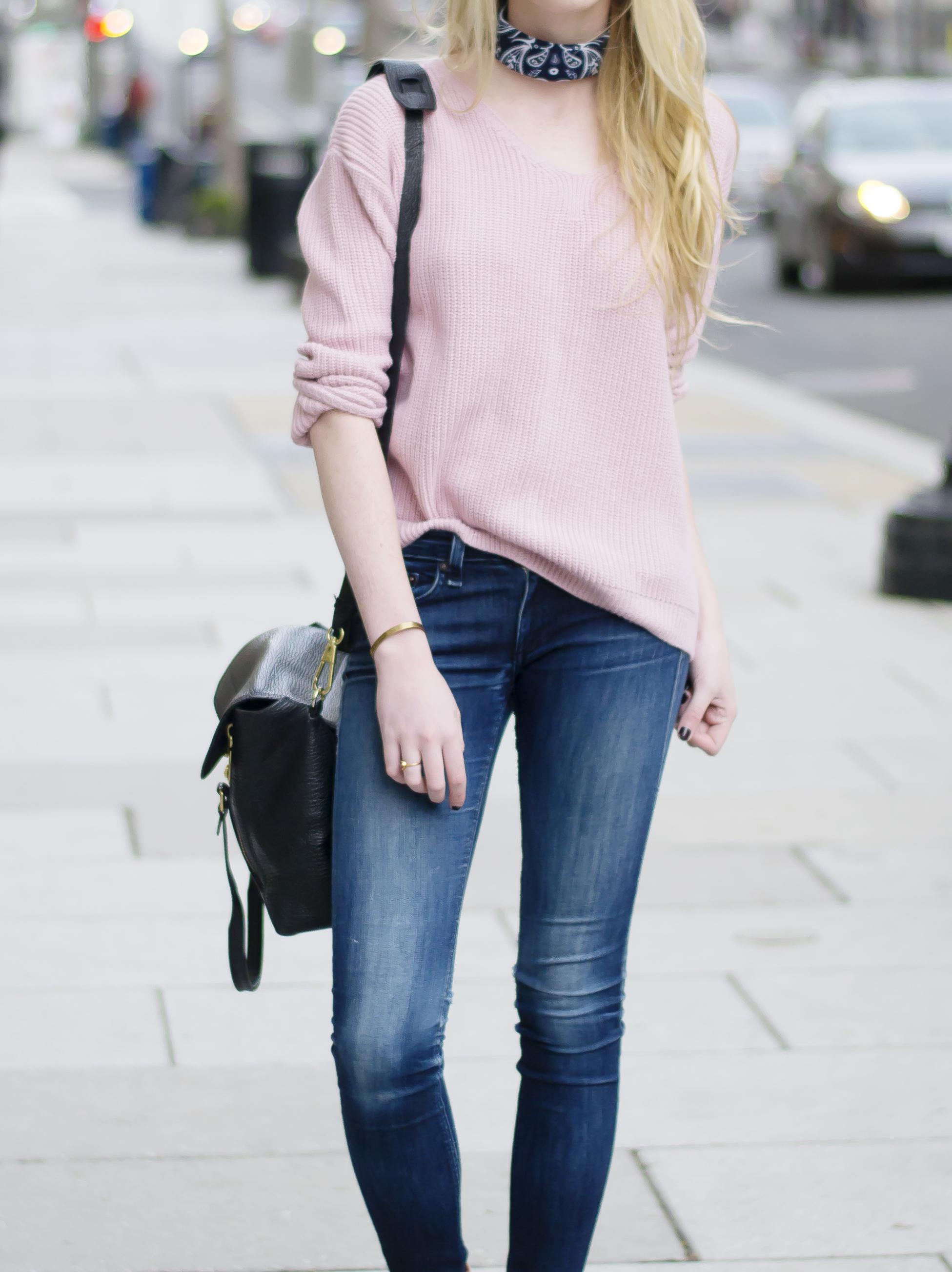 Blogger Winter Style