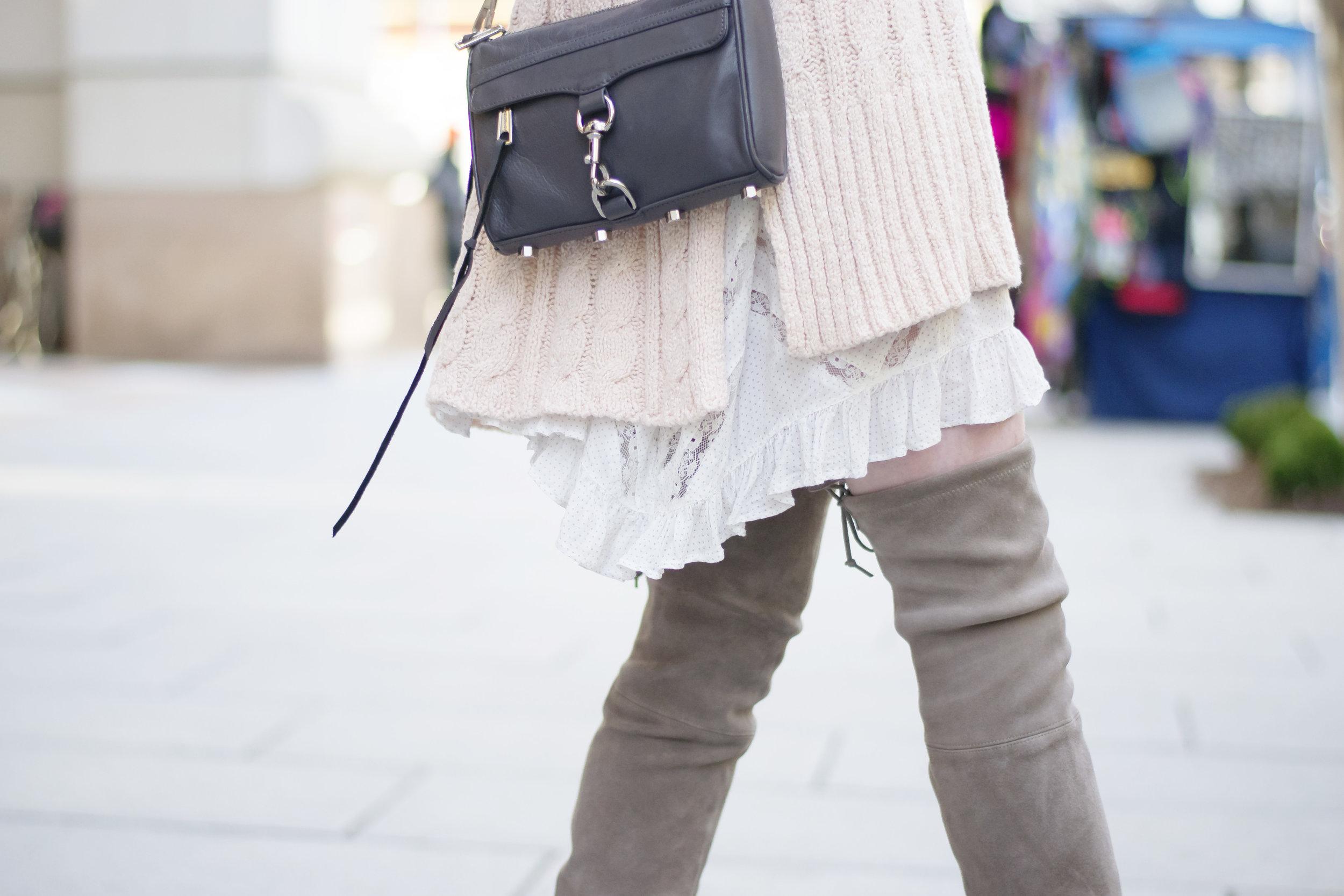 Feminine Winter Outfit