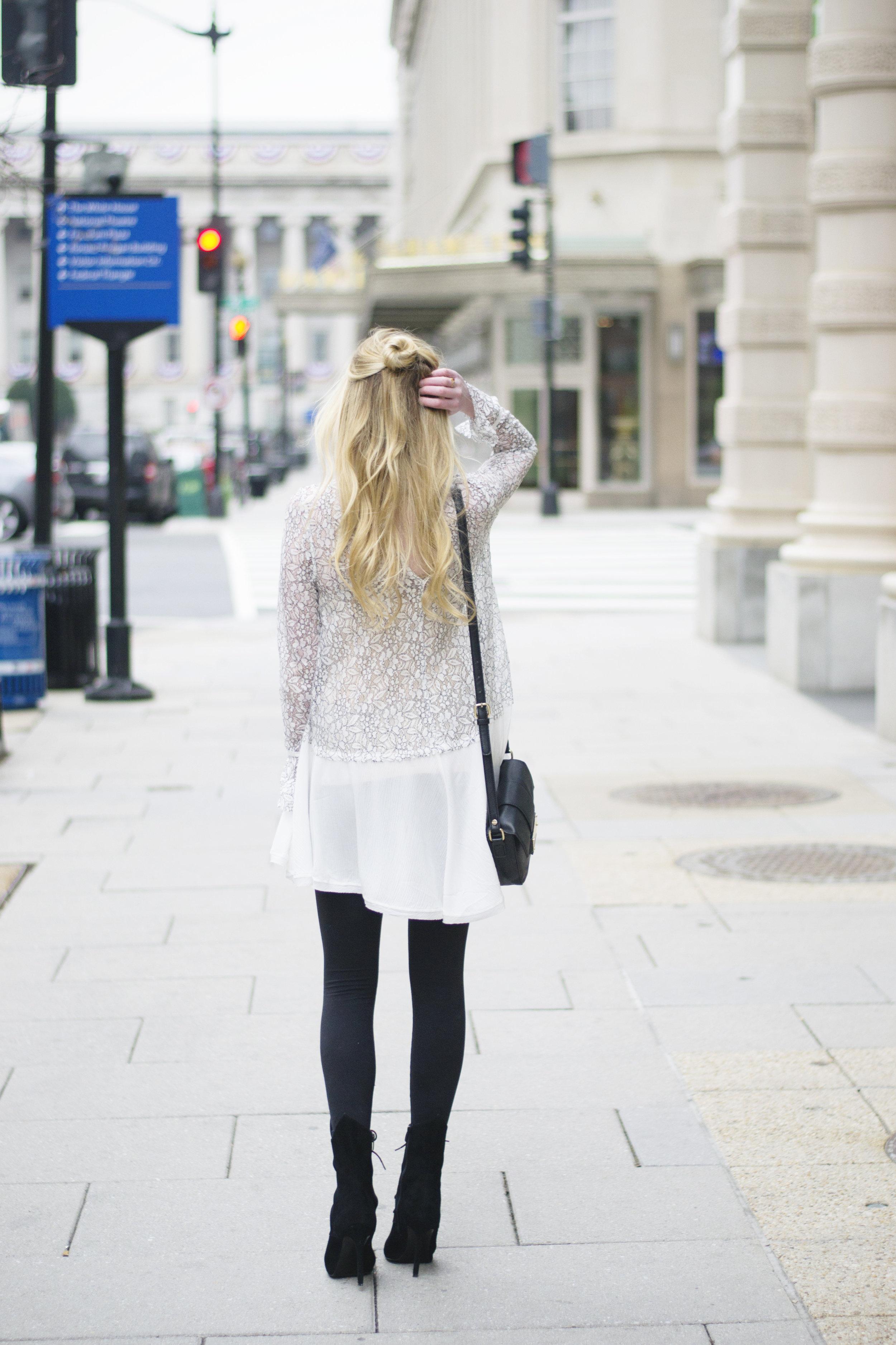 Feminine Style Fashion Blogger