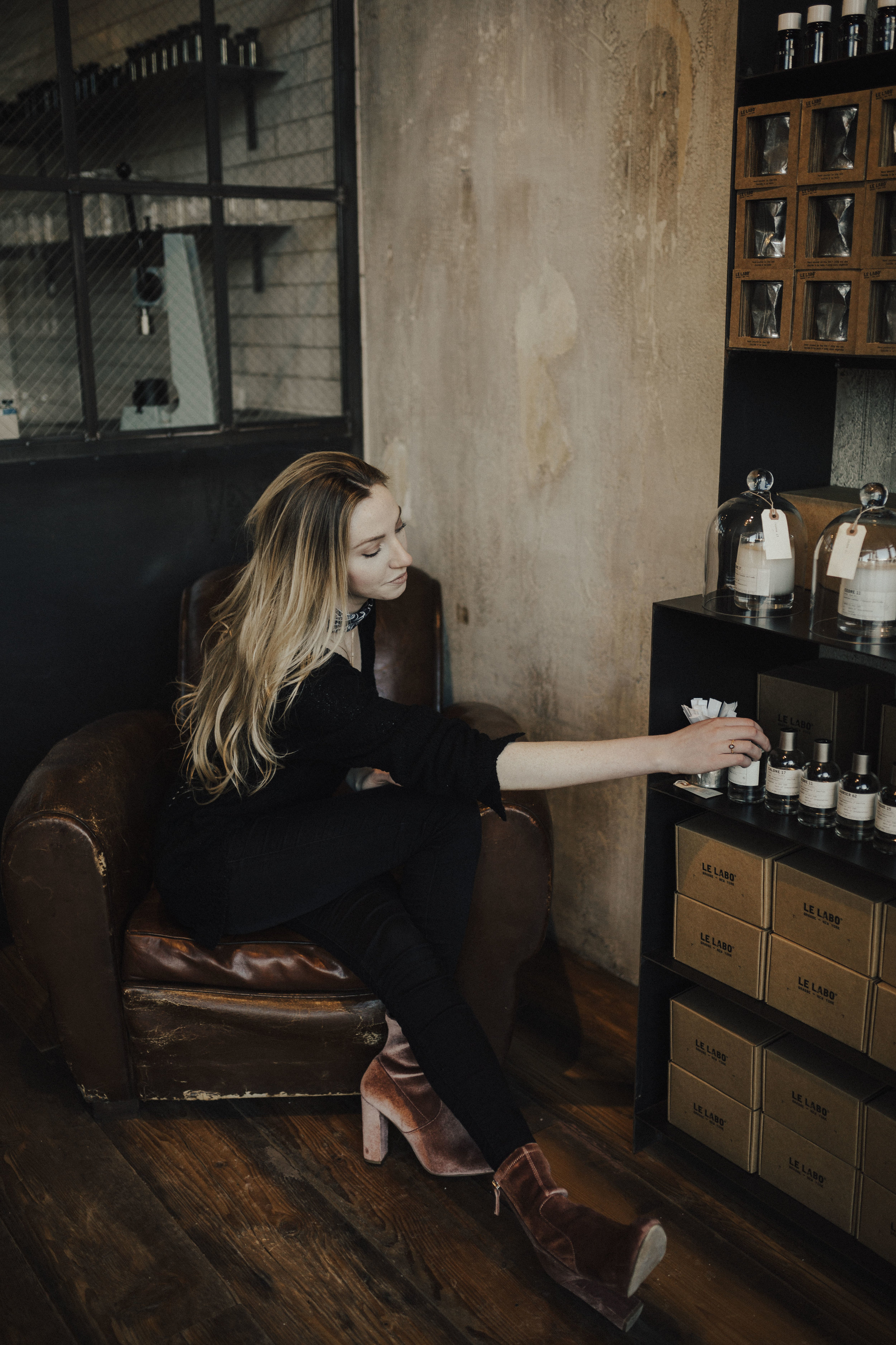 Instagram Guide to DC (Le Labo)