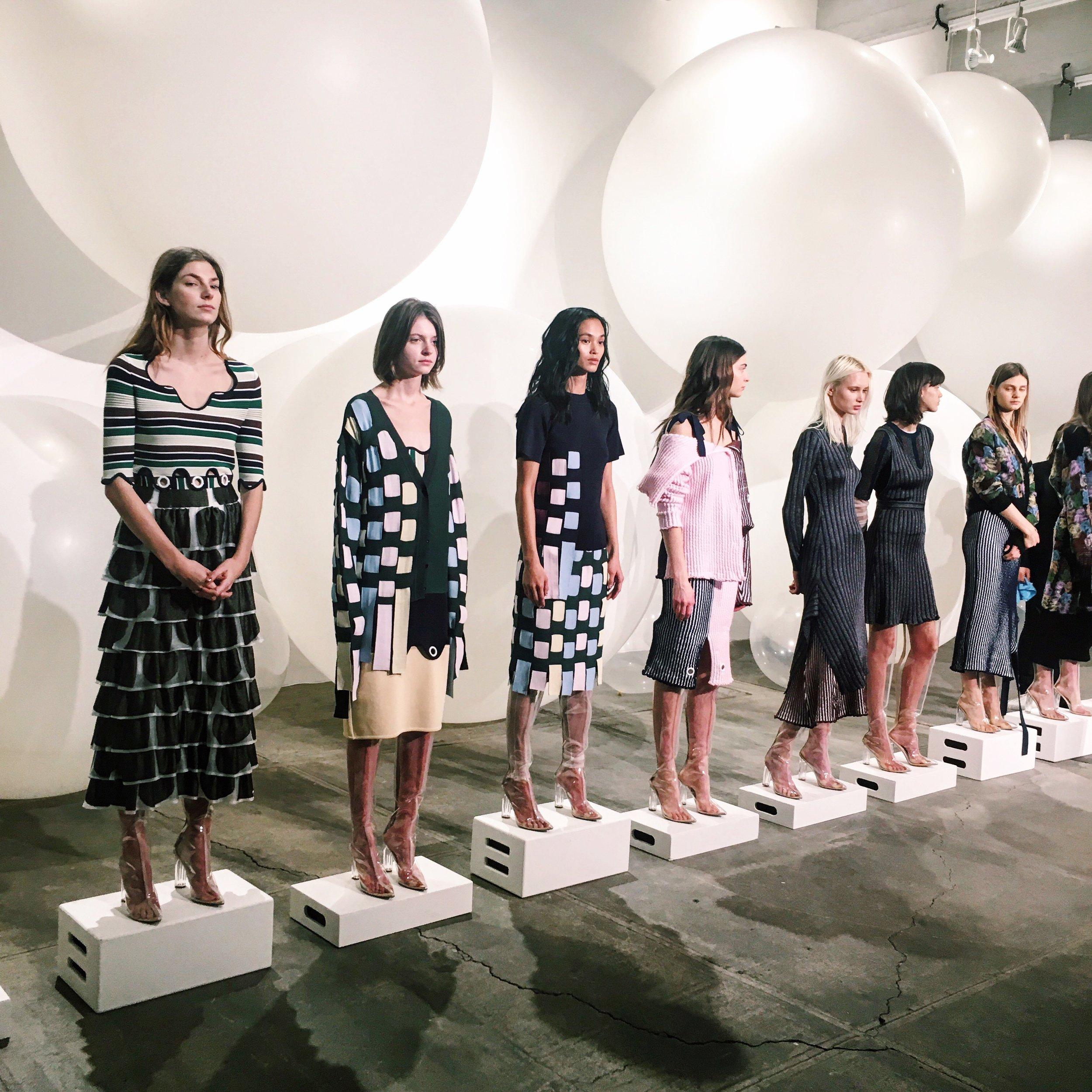 PH5 New York Fashion Week F/W17