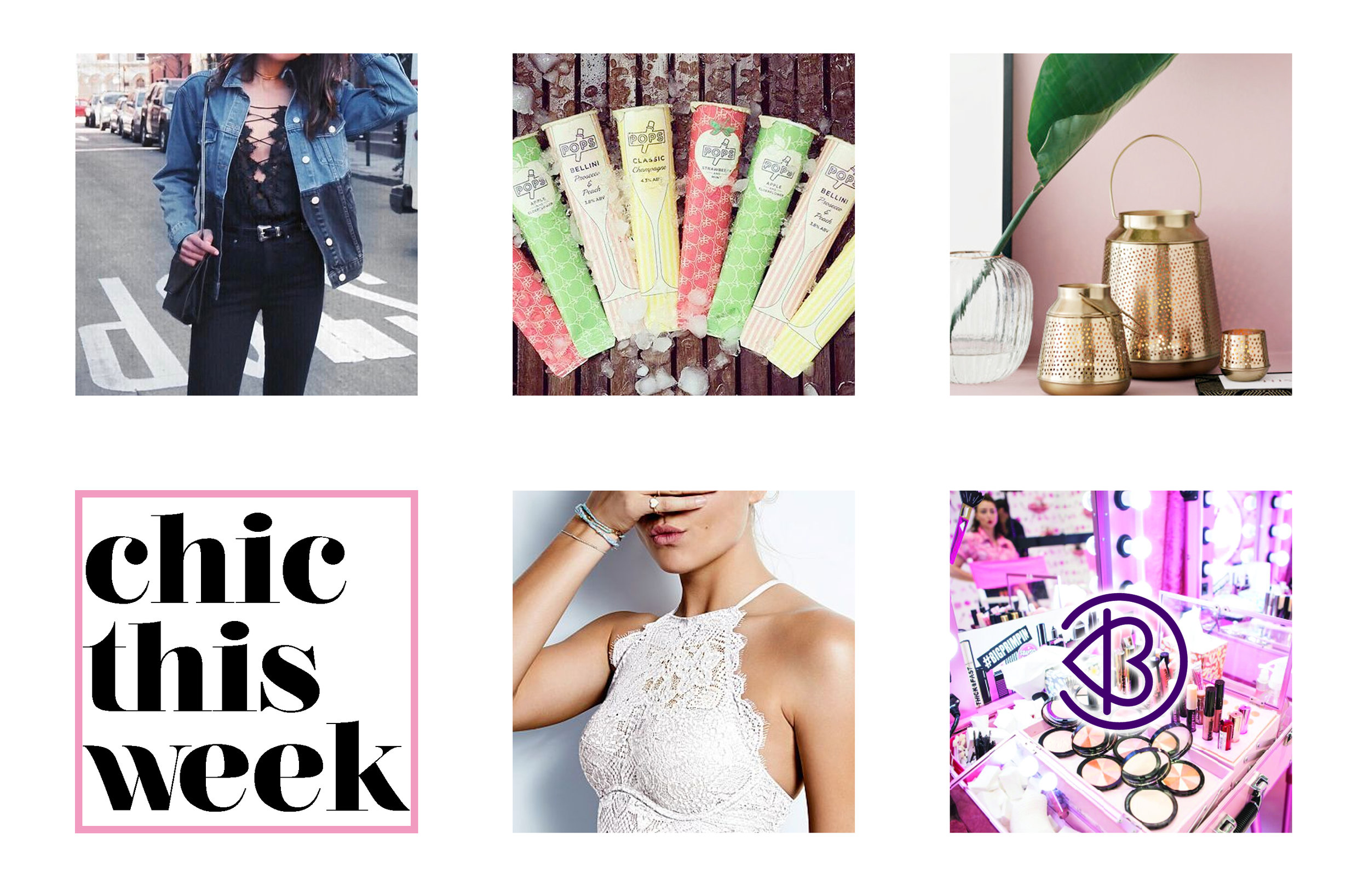 What's chic this week? (Issue 039)