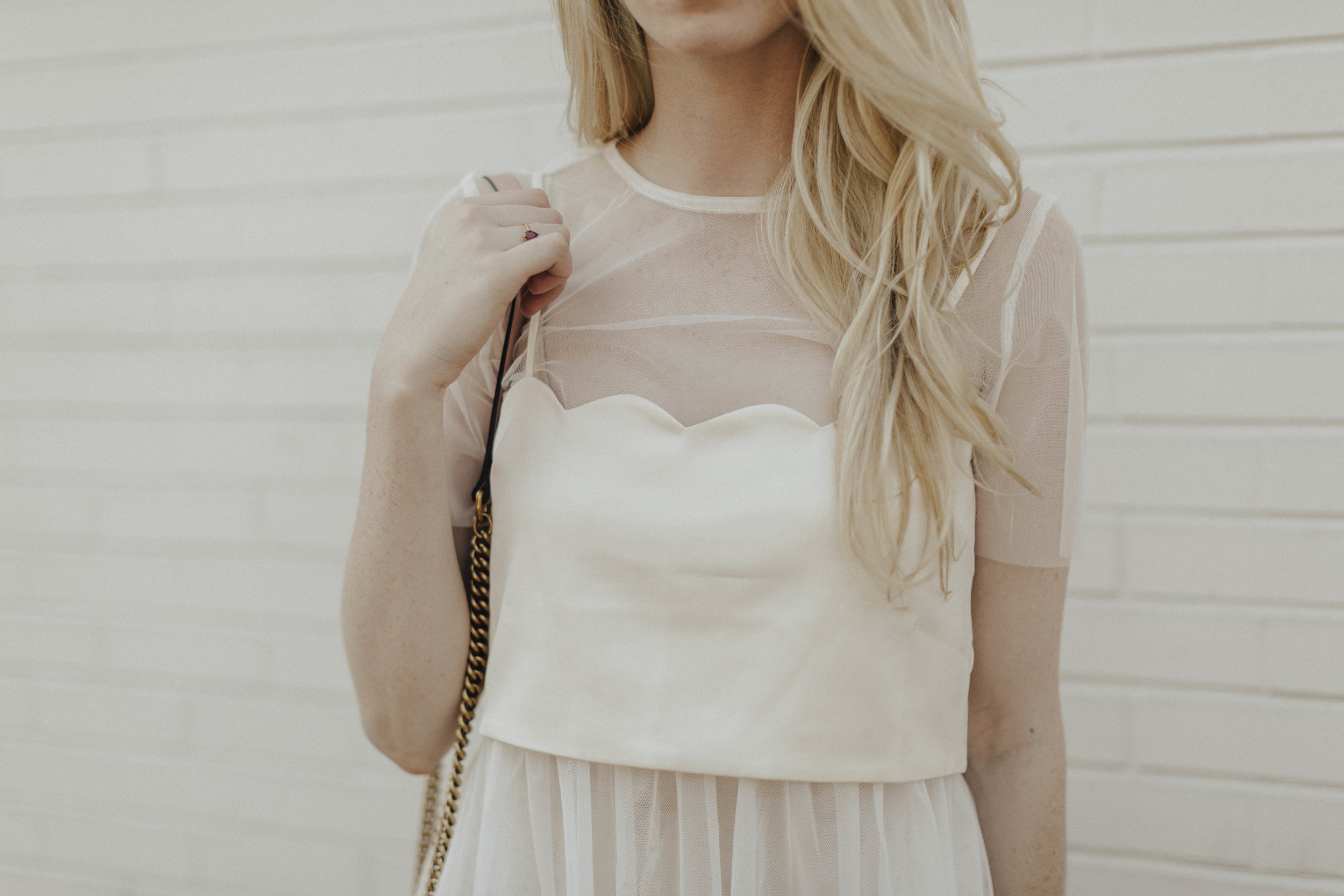 Sheer Top Style
