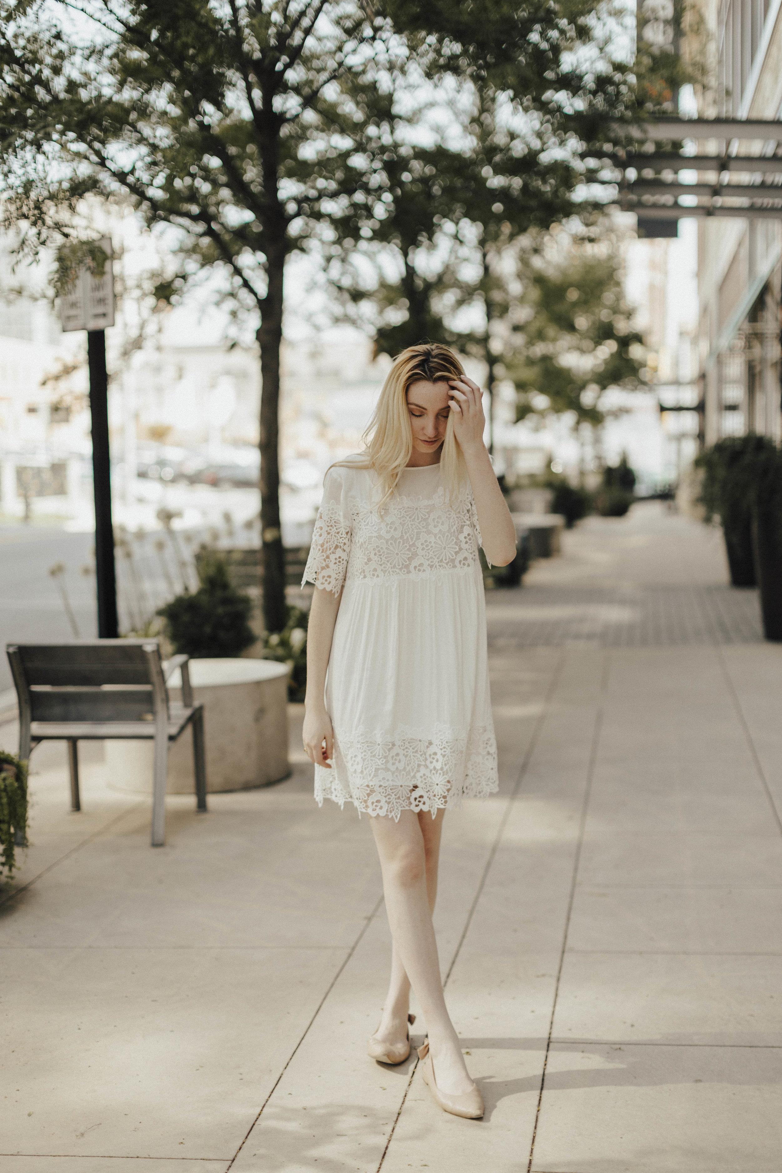 Summer Sundress Outfit