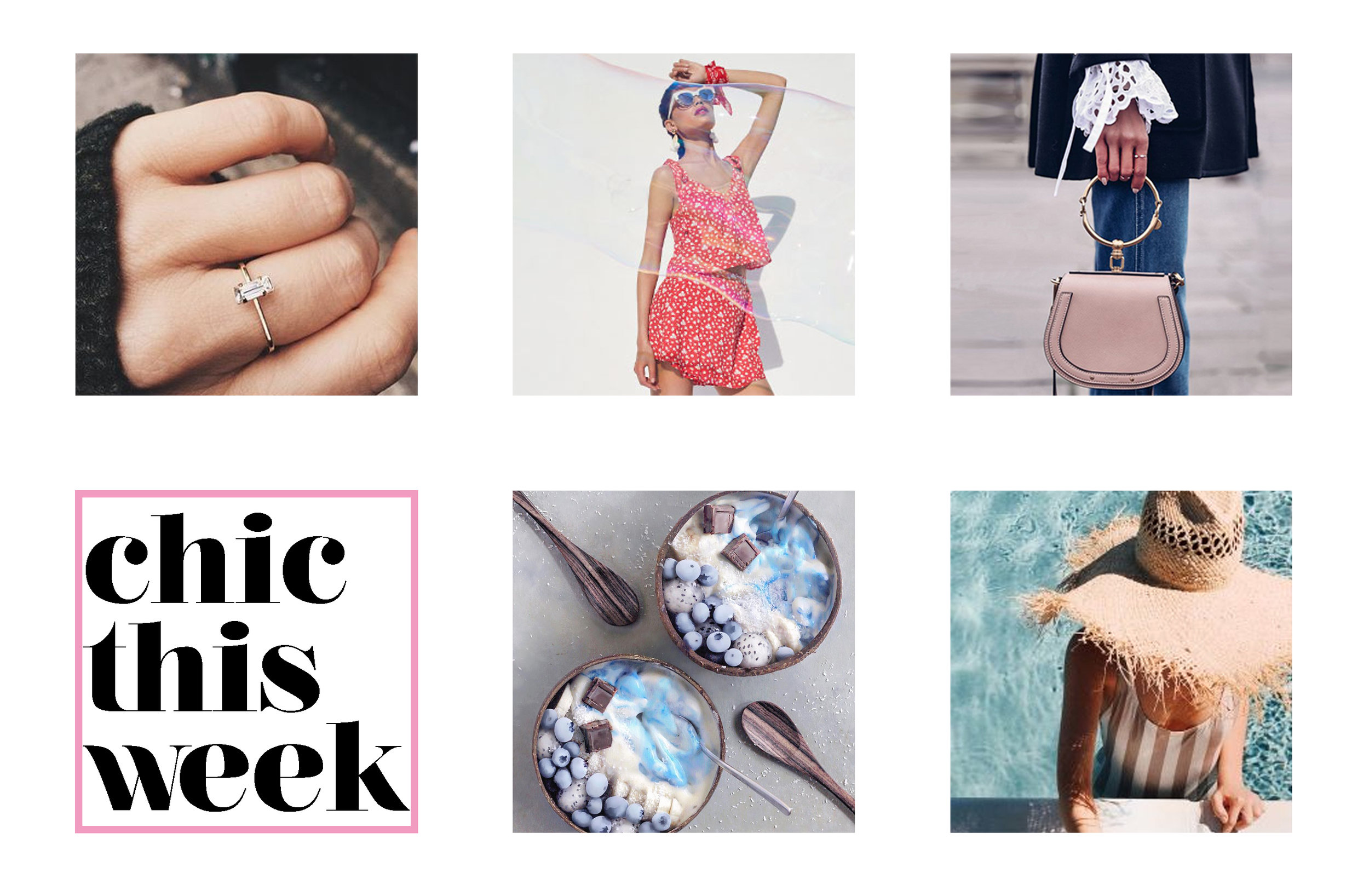 What's chic this week (Volume 040)