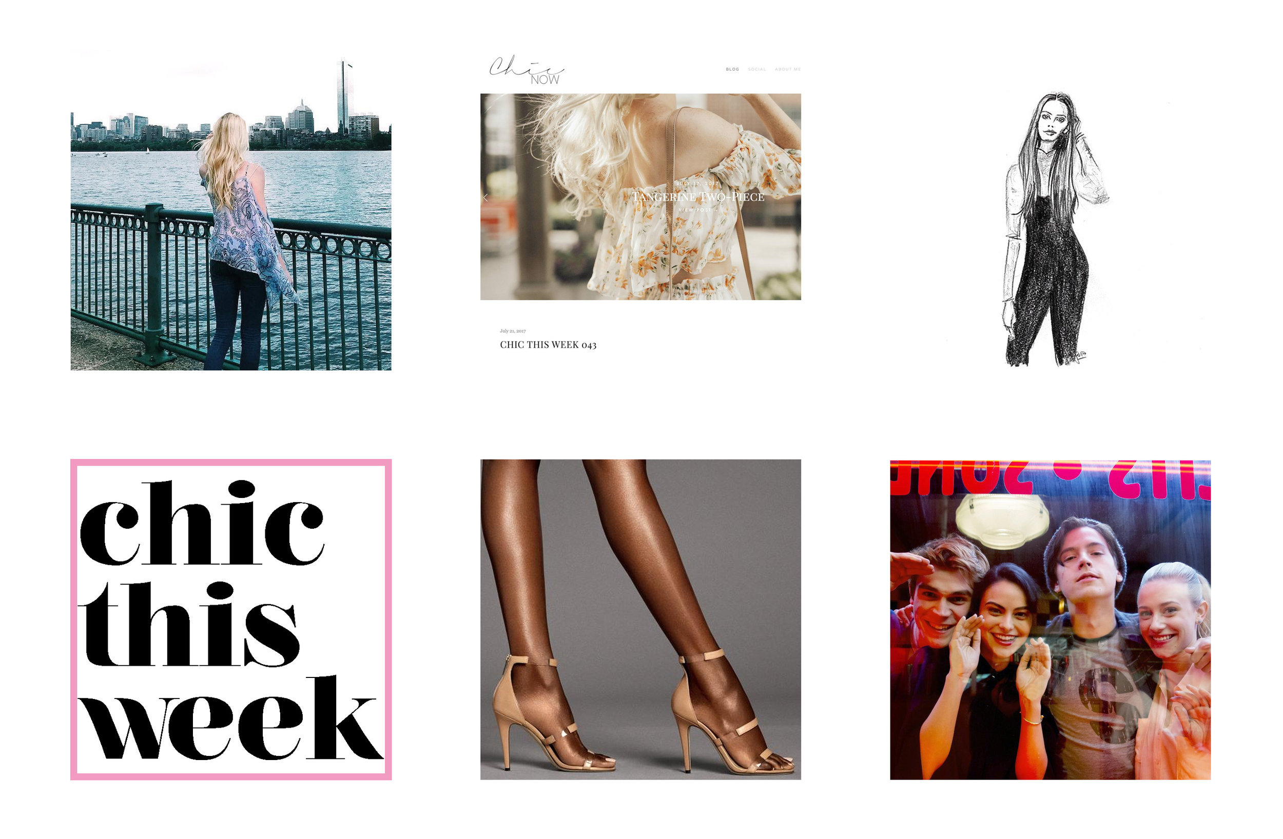 What's Chic This Week (v. 044)