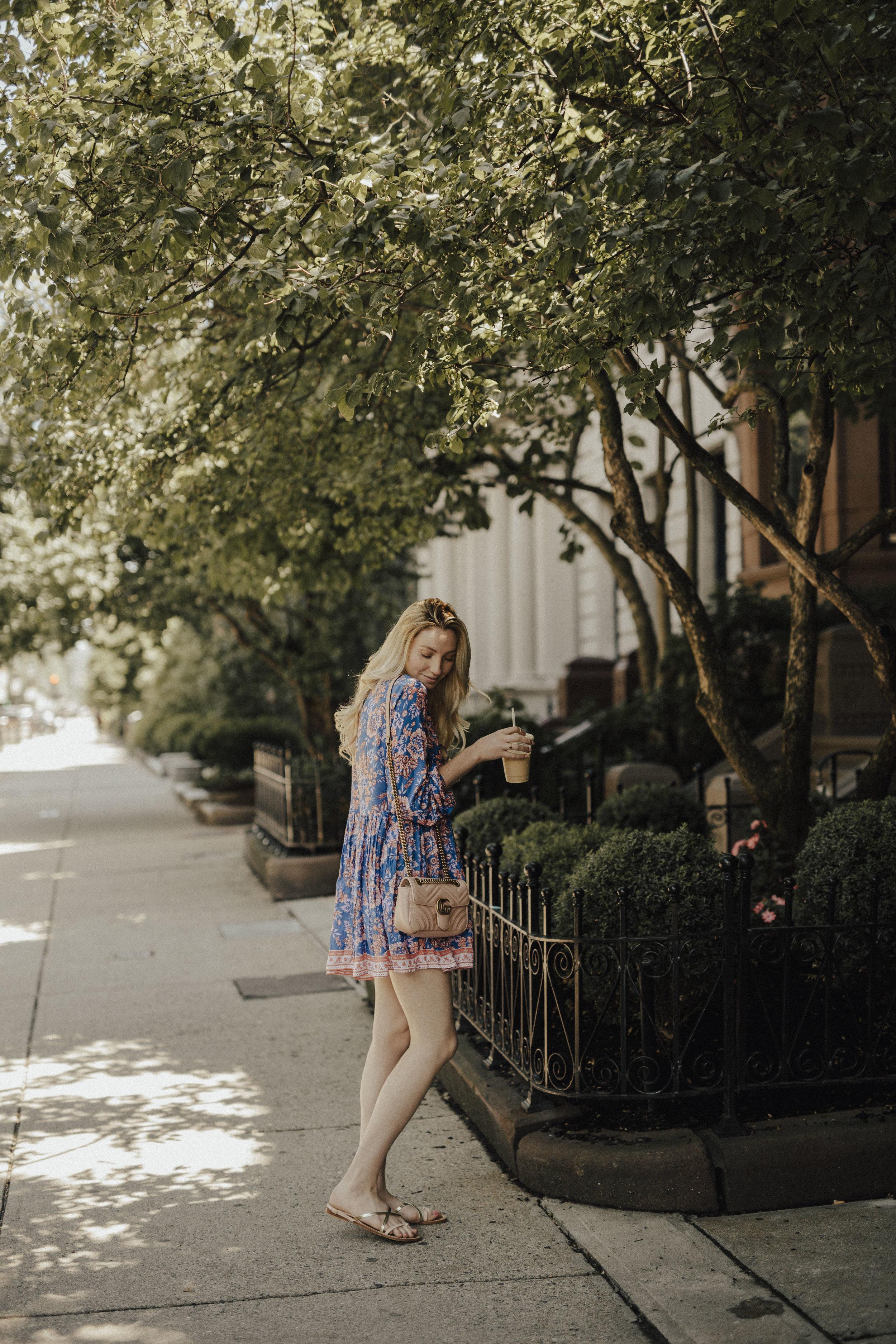 Blogger Summer Shift Dress