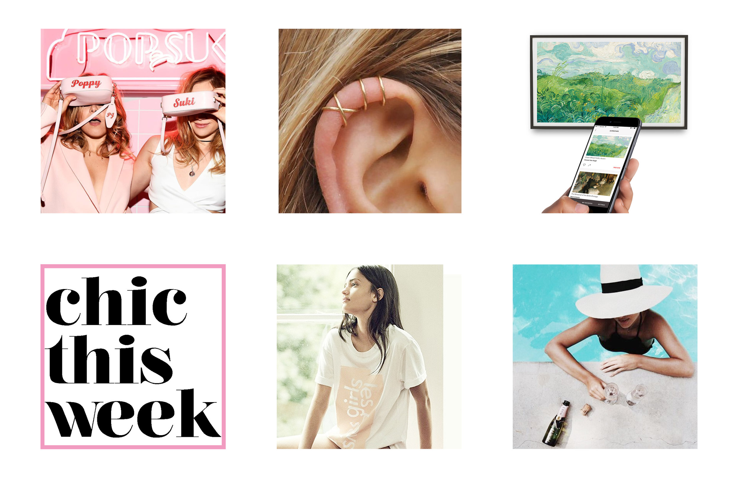 What's CHIC this week