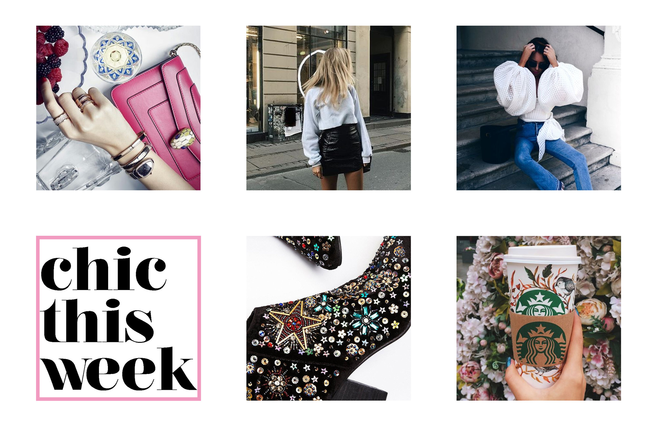 What's CHIC this week (Vol. 047)