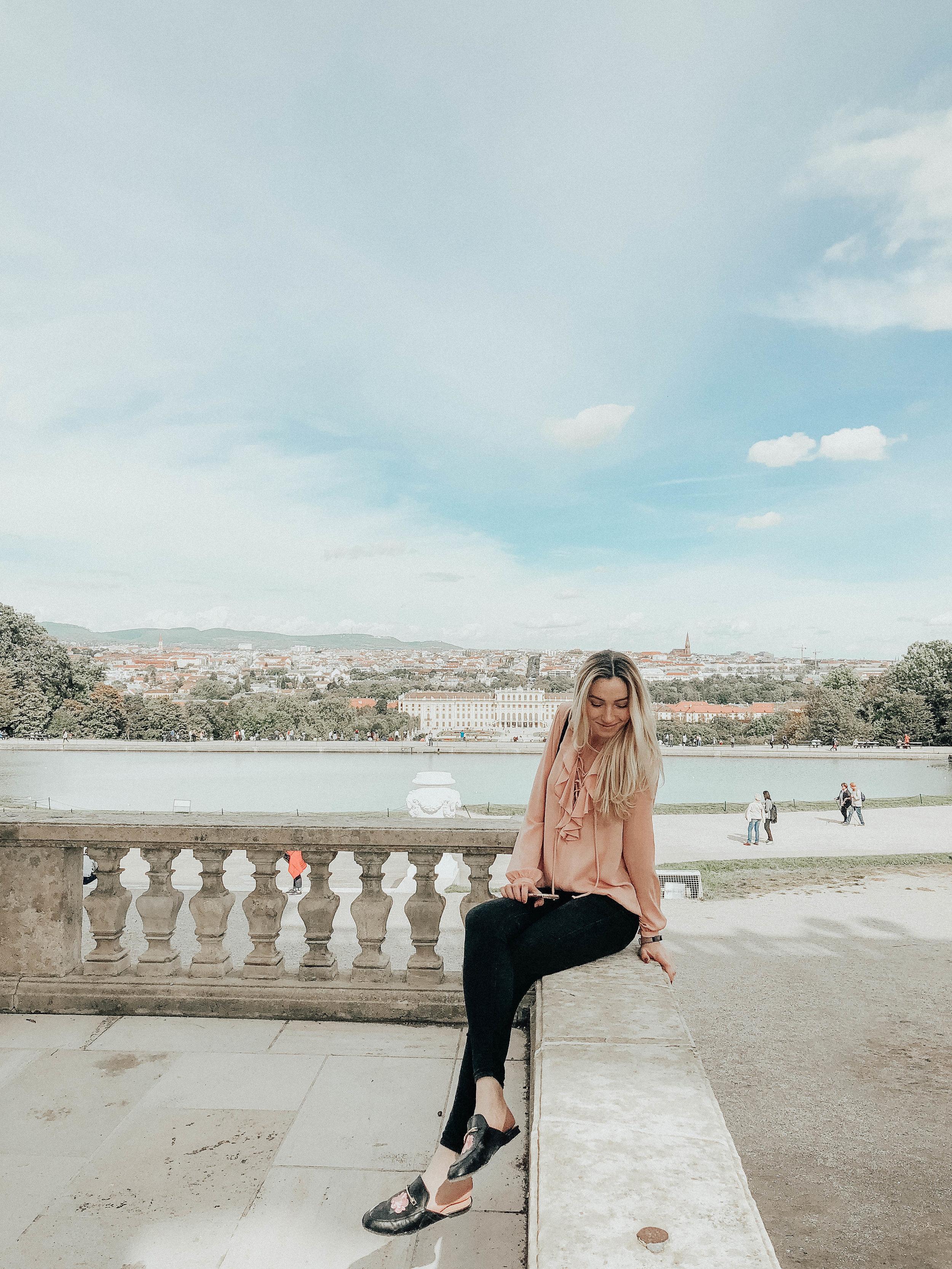 Vienna Style Blogger