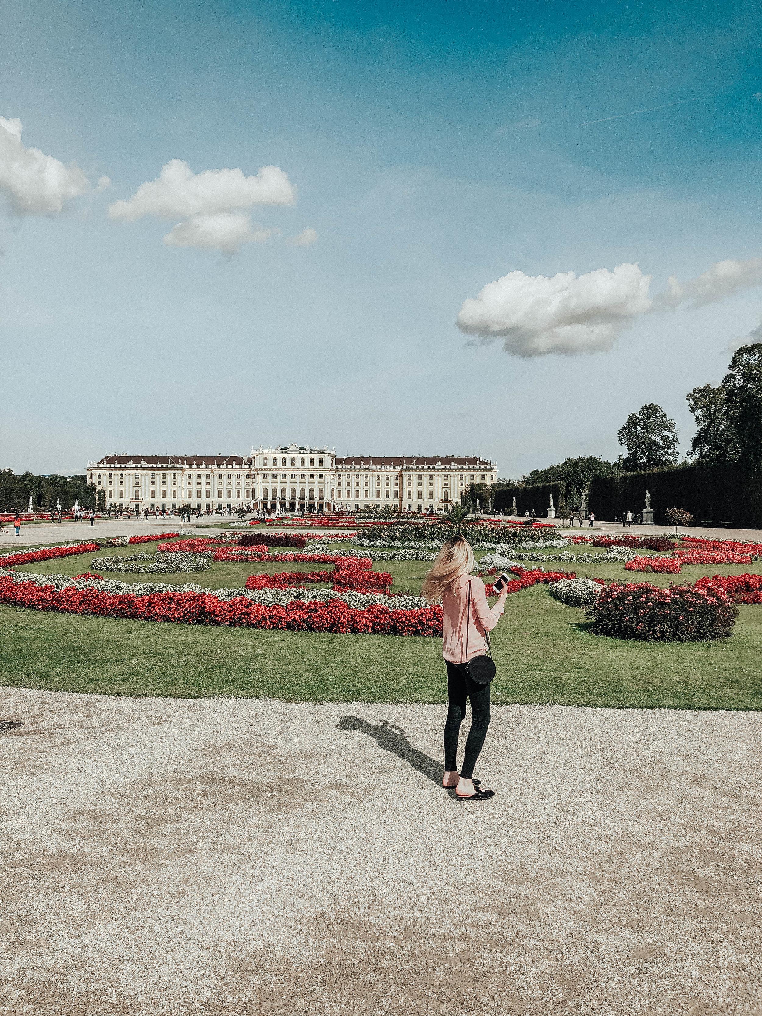 Travel Blogger Vienna
