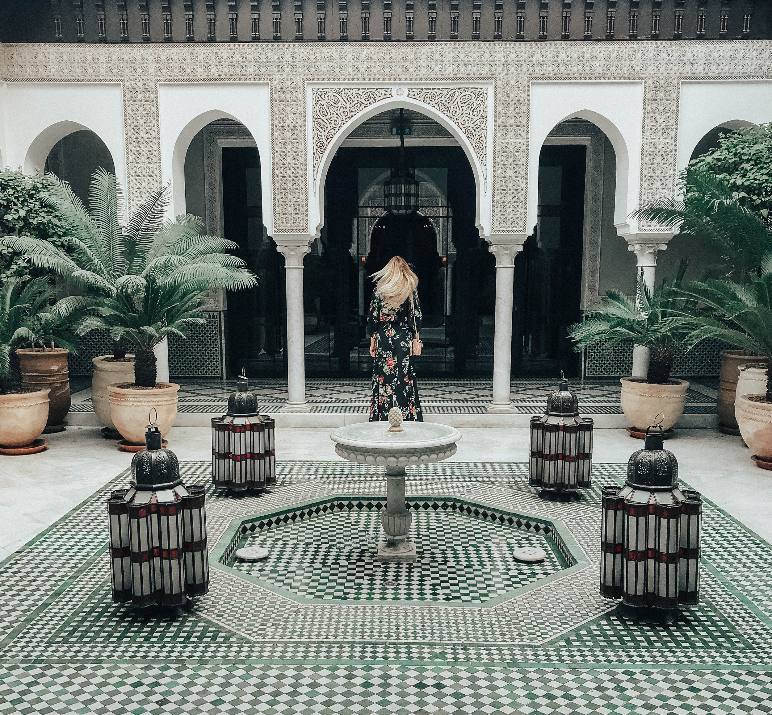 Vacation Style, Marrakech Morocco