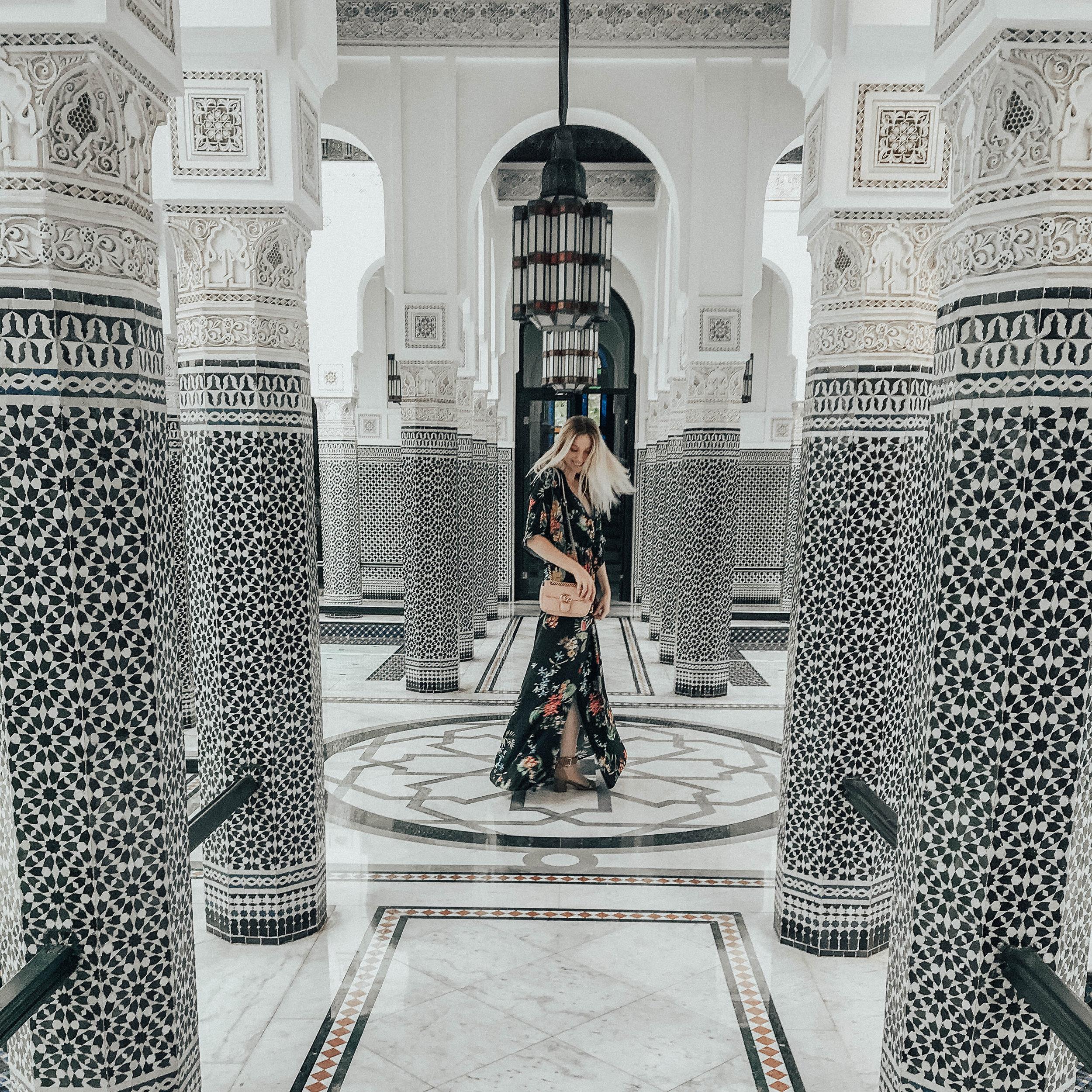 La Mamounia, Marrakech Morocco
