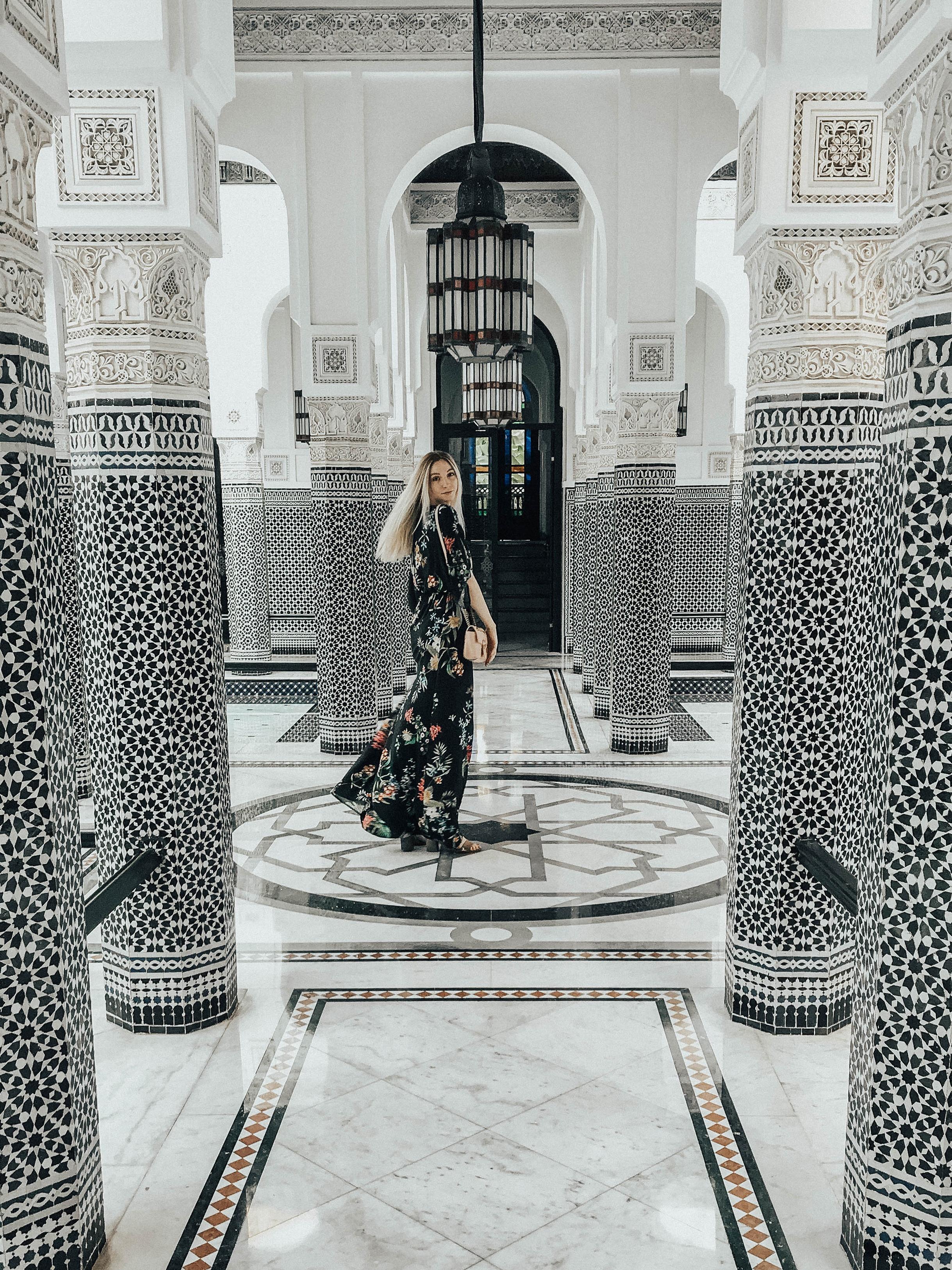 Style Blogger, Marrakech Morocco