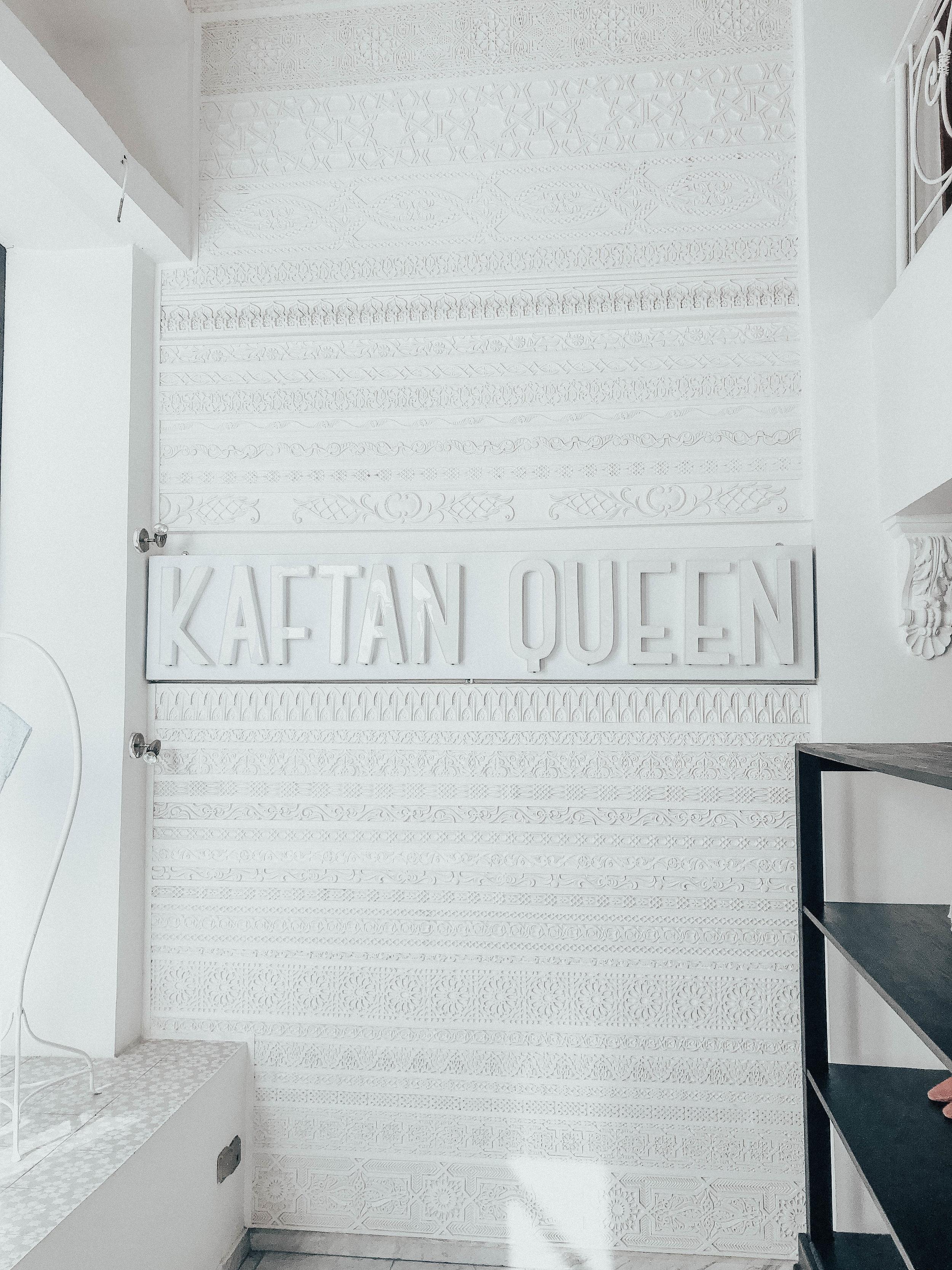 Kaftan Queen, Marrakech