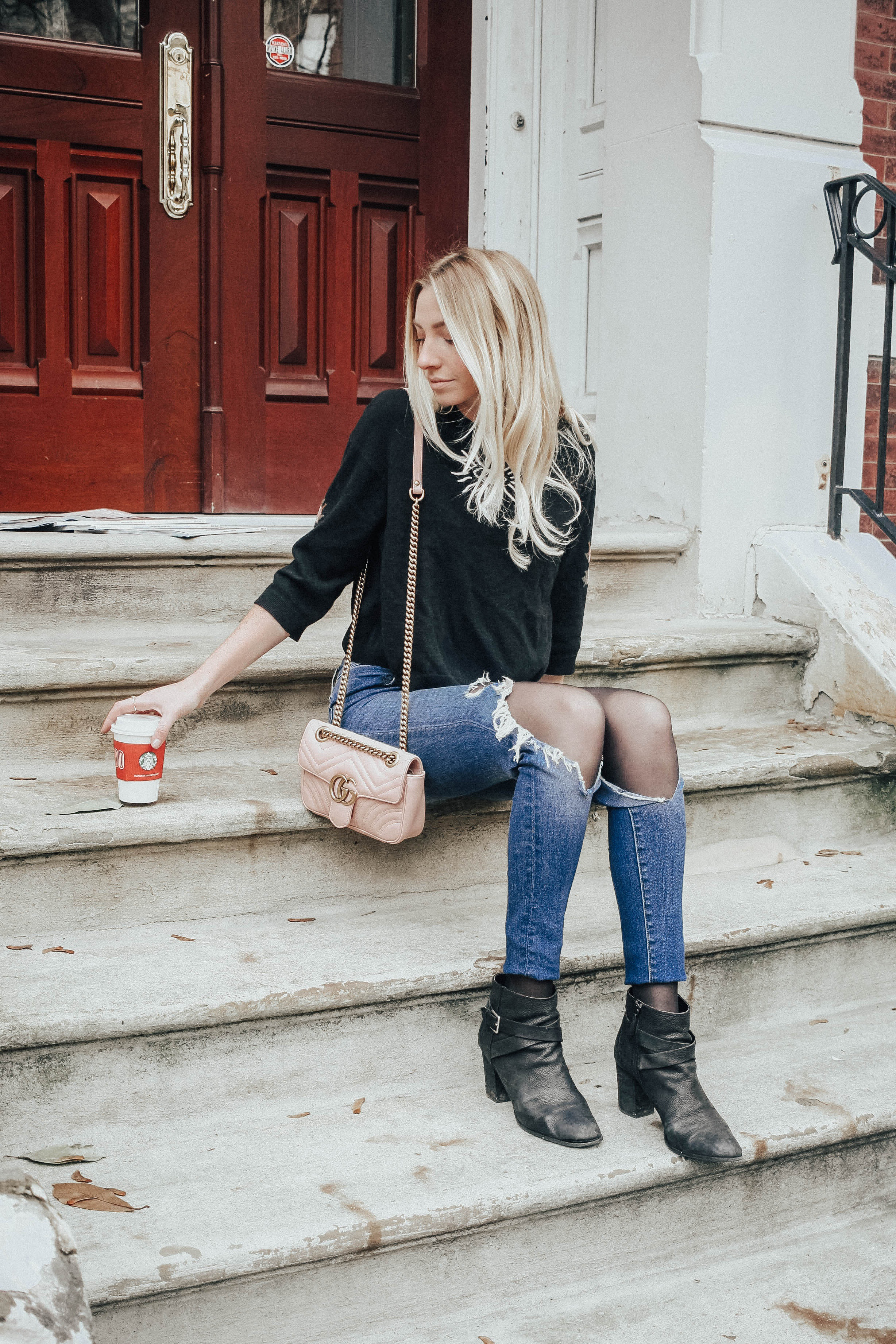Blogger Fall Style