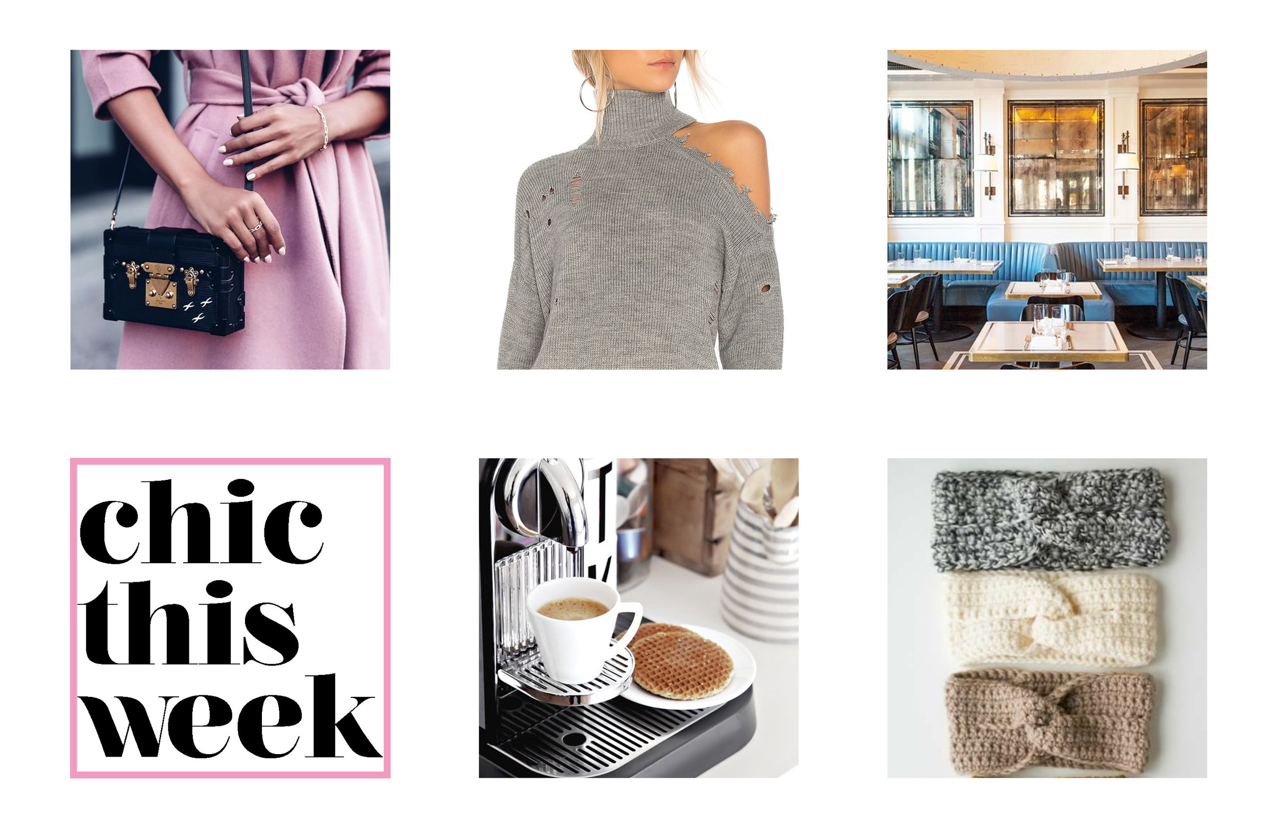 What's CHIC this week (v. 50)