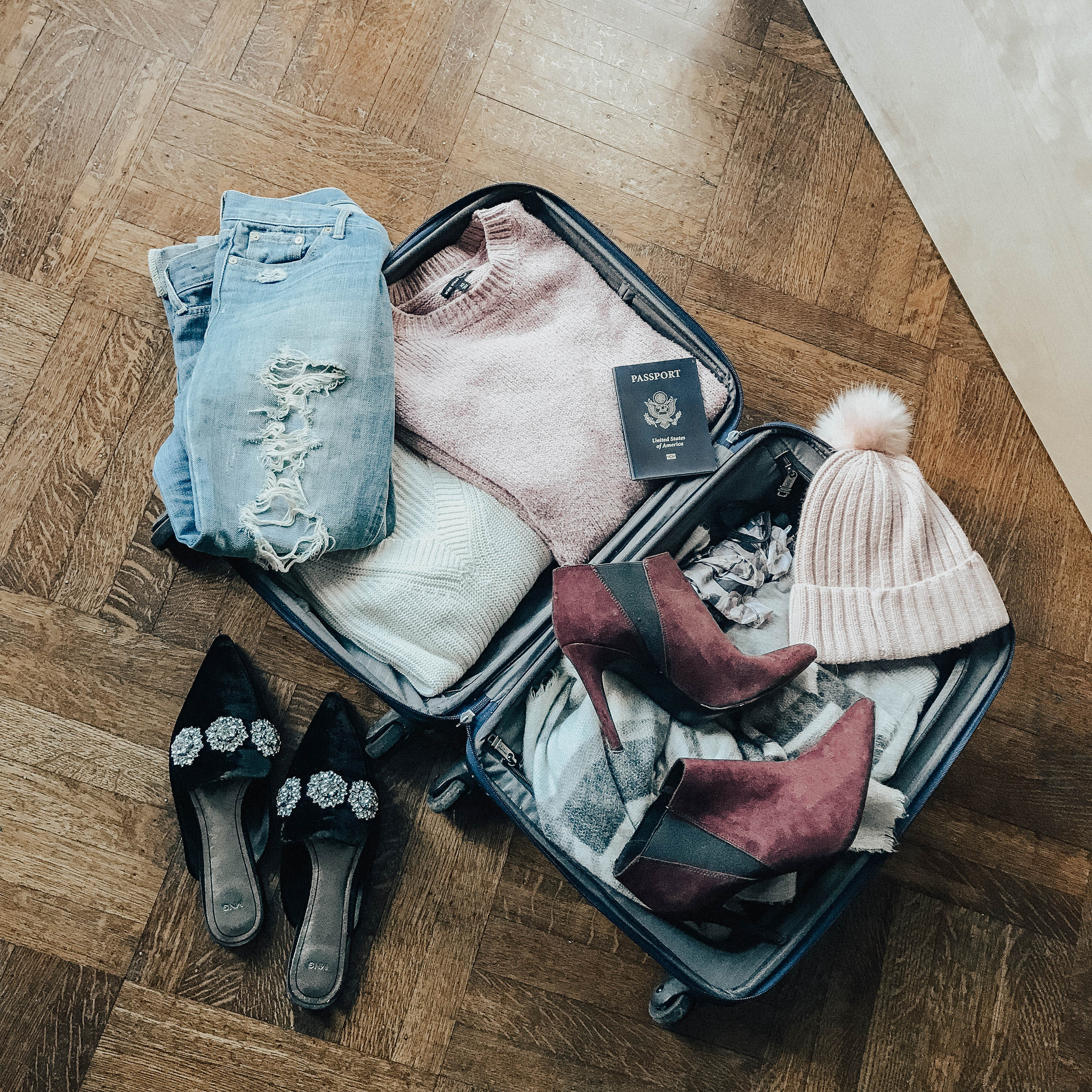 What I Packed: One bag, 11 days