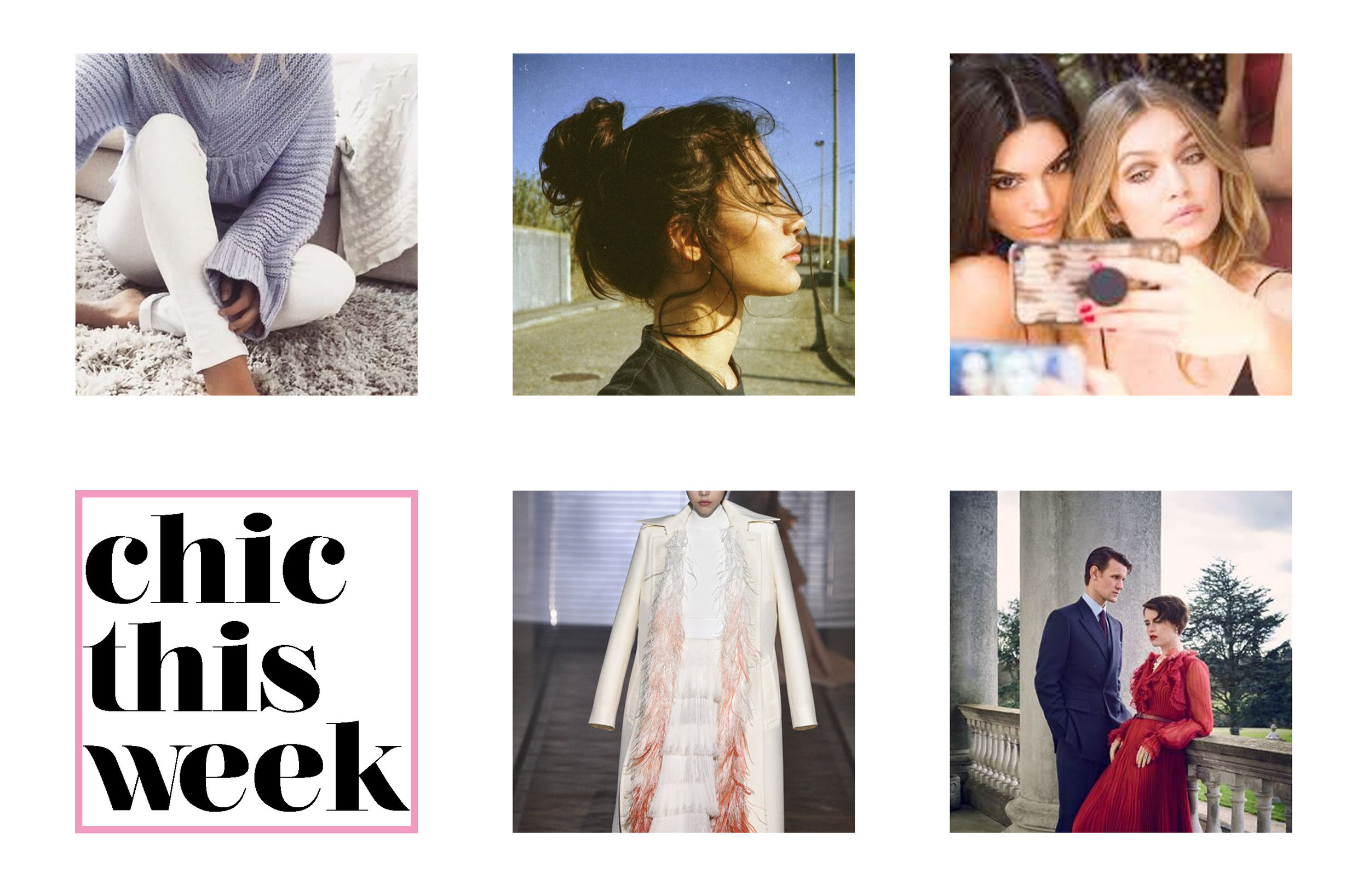 What's CHIC this week (vol. 051)