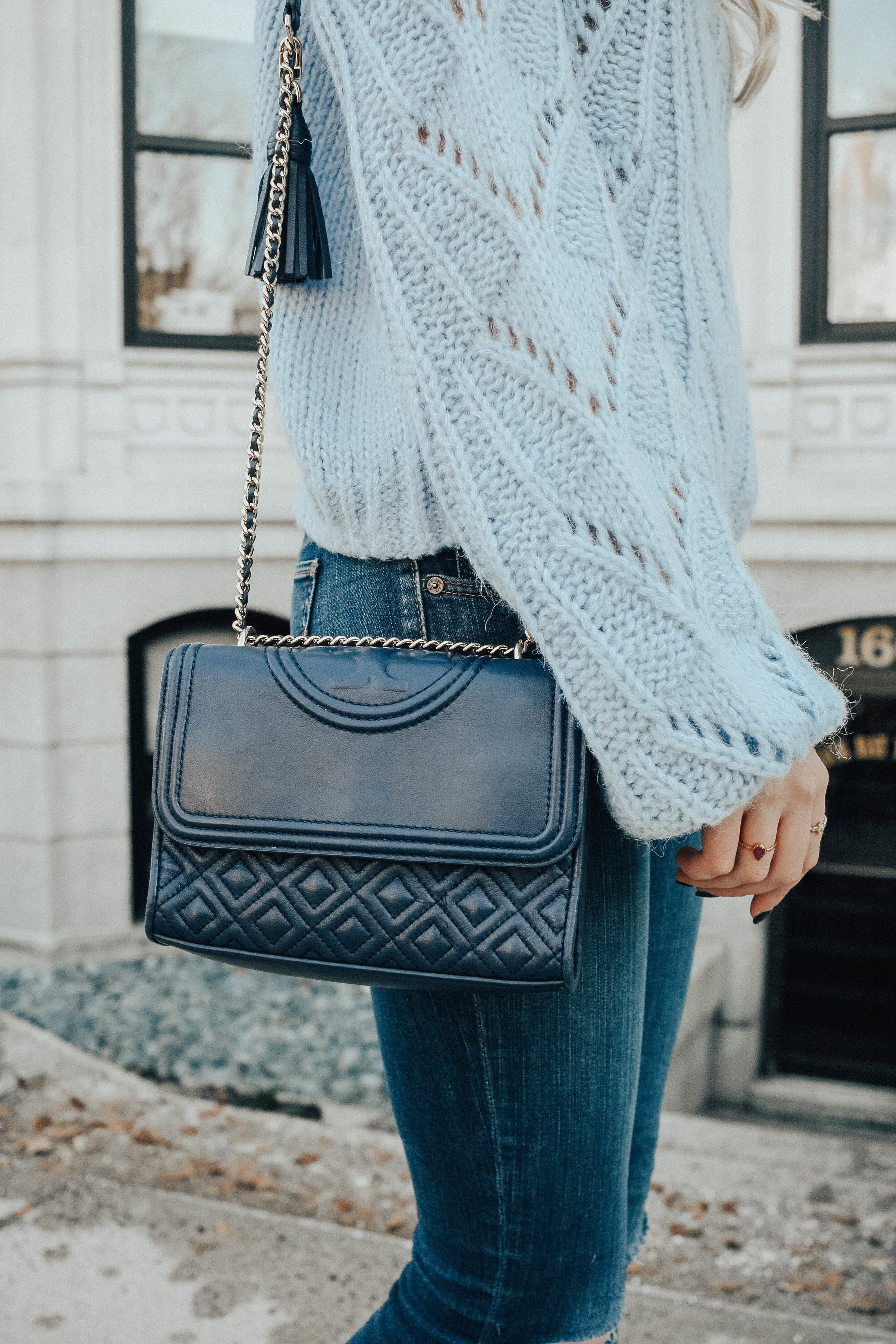 Blogger Pastel Sweater