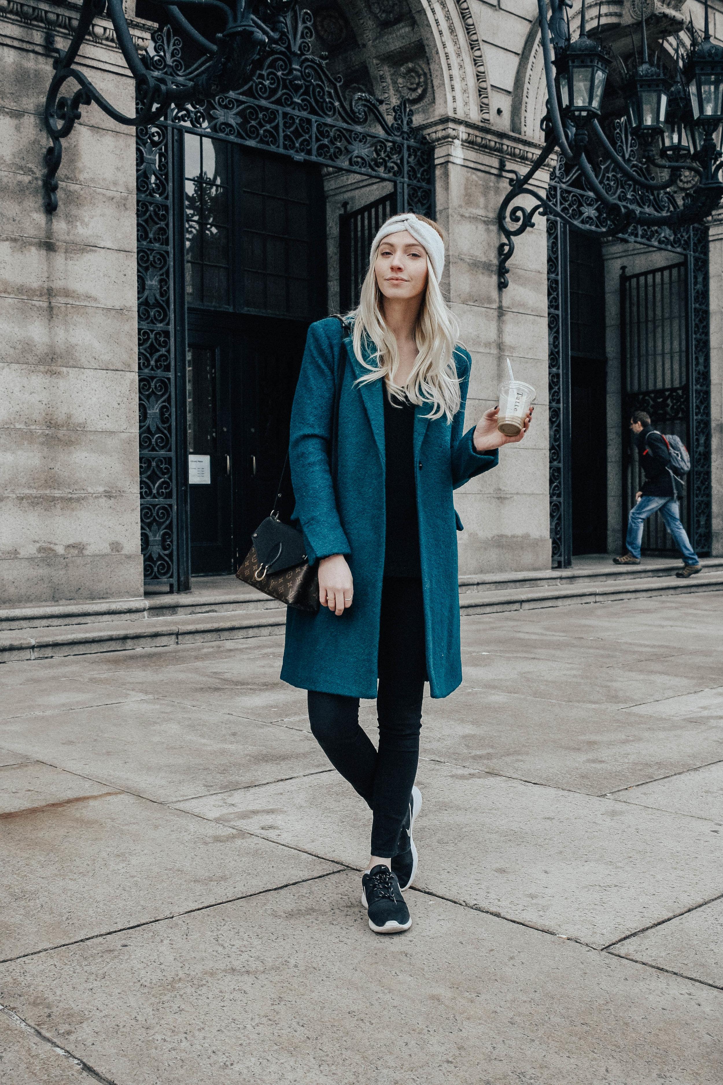 Green Coat