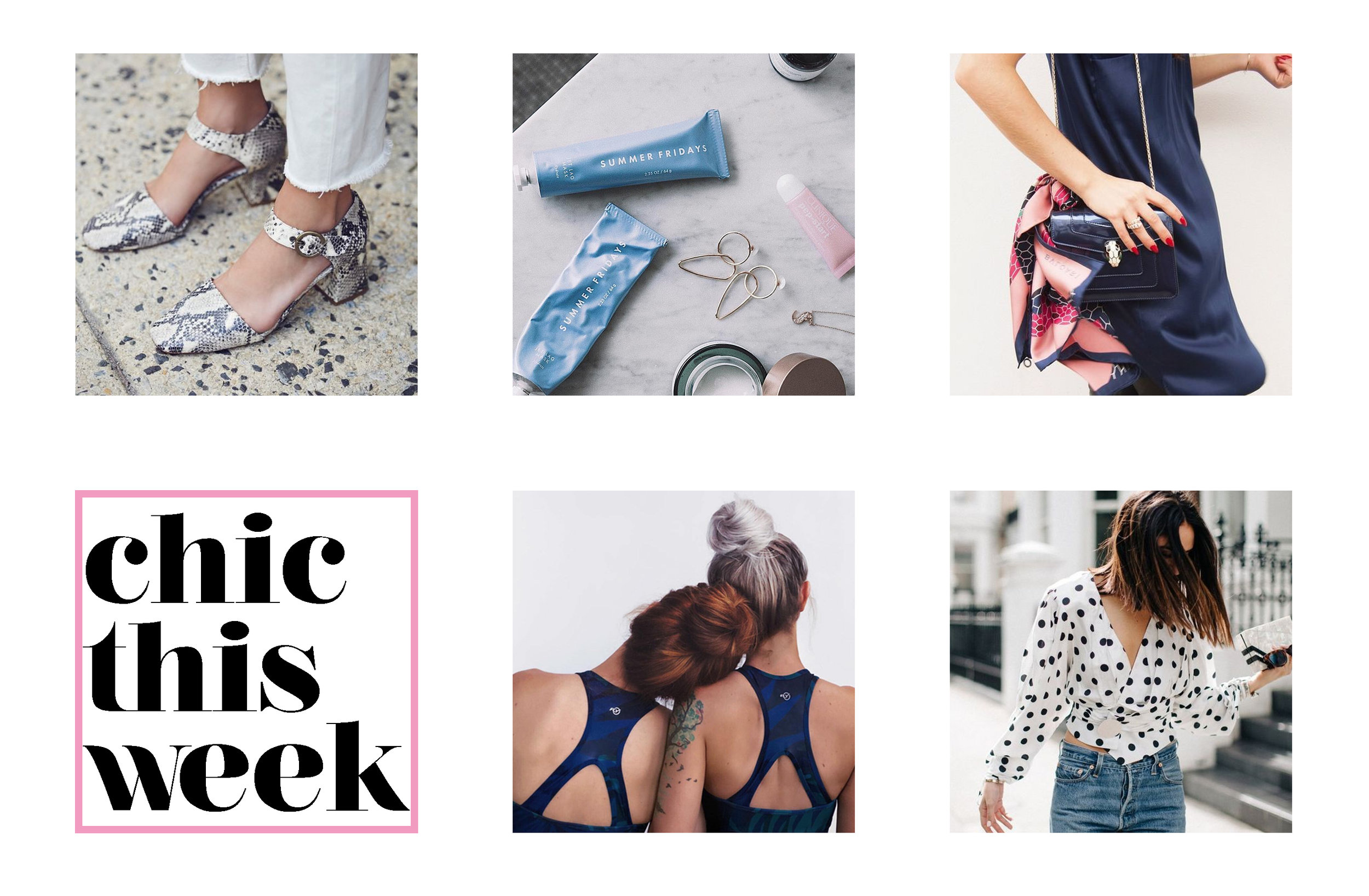 What's CHIC this week (vol. 053)