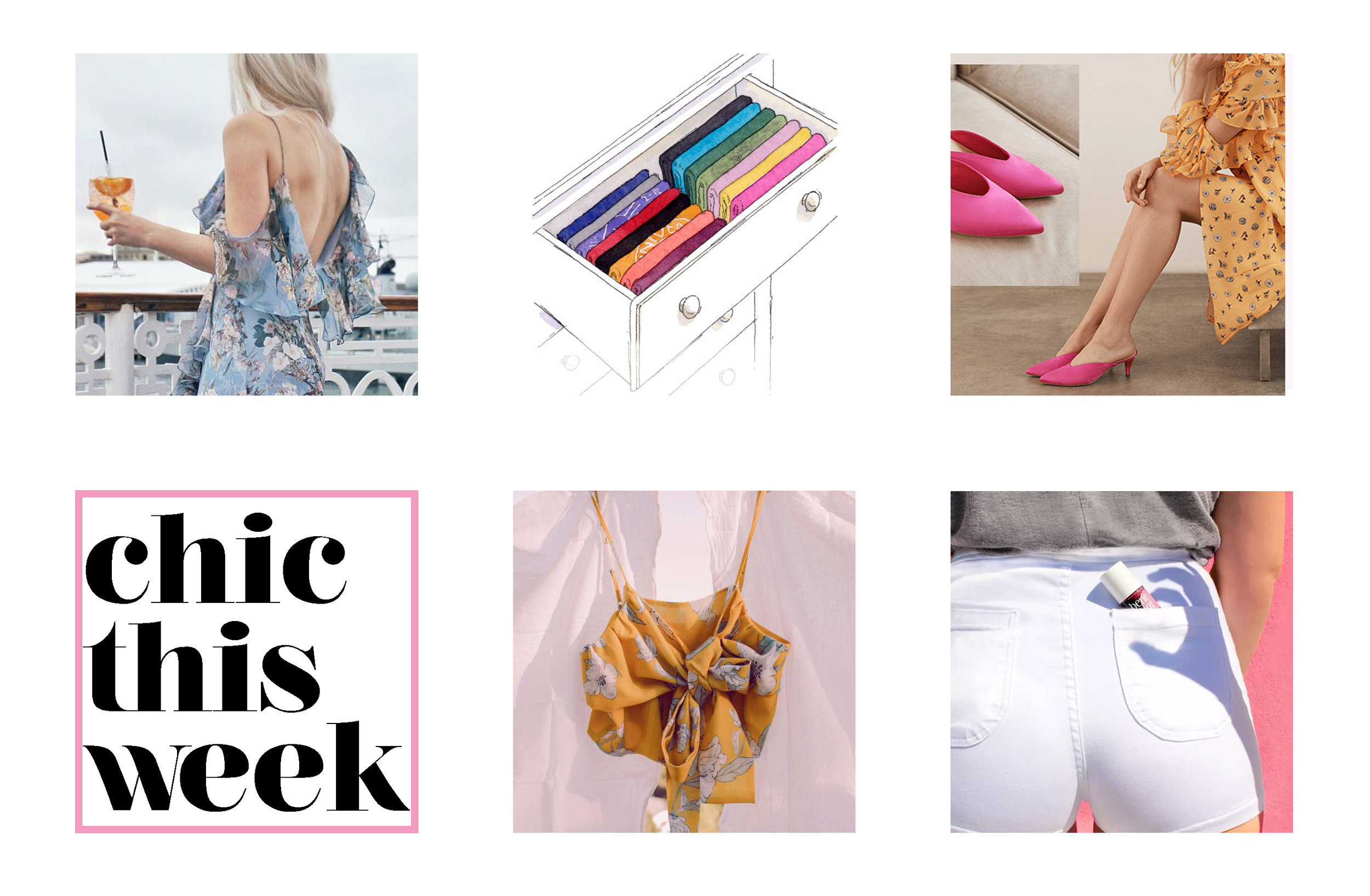 What's CHIC this week (vol. 054)