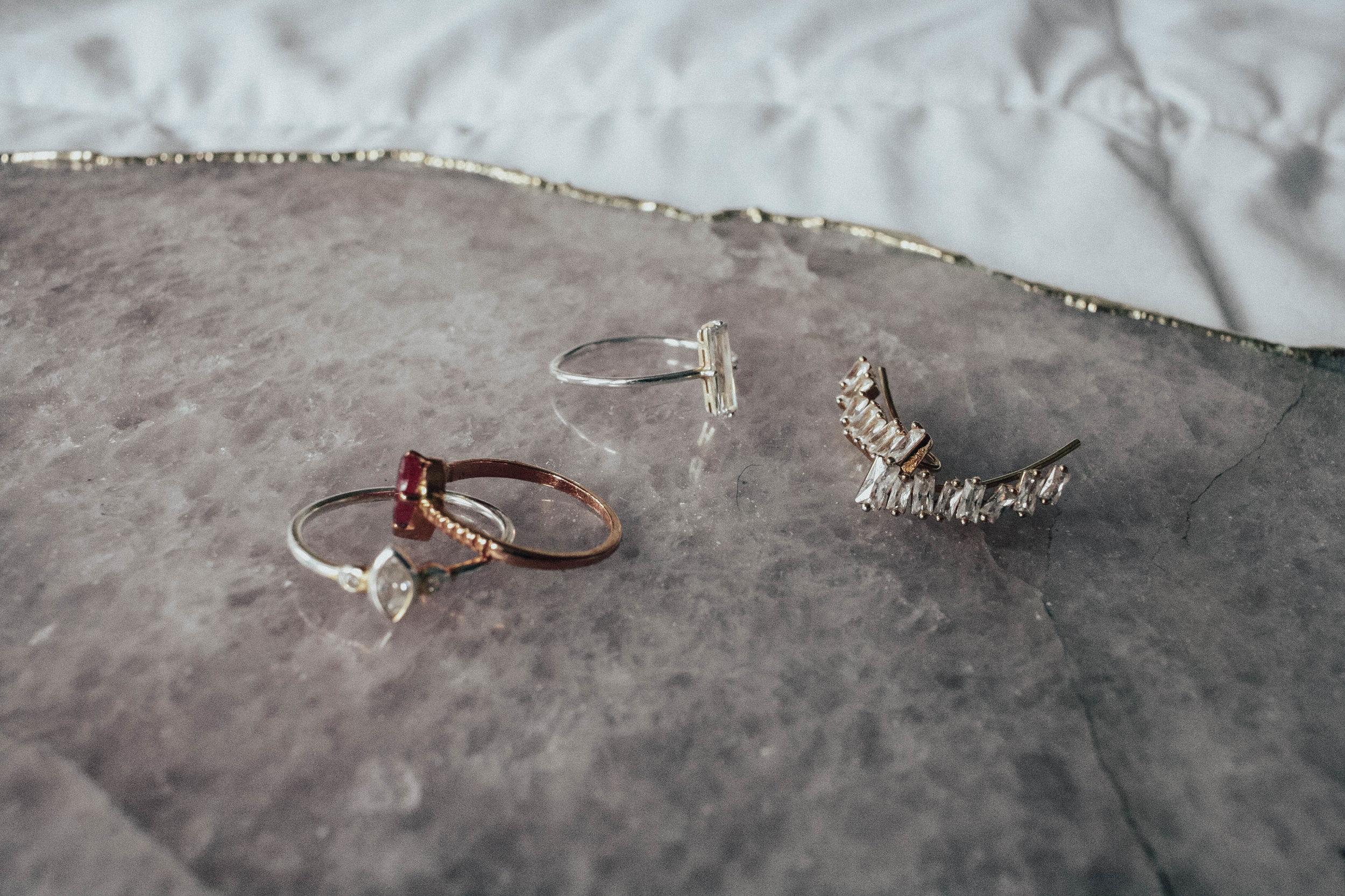 Delicate Jewelry | @maevestier