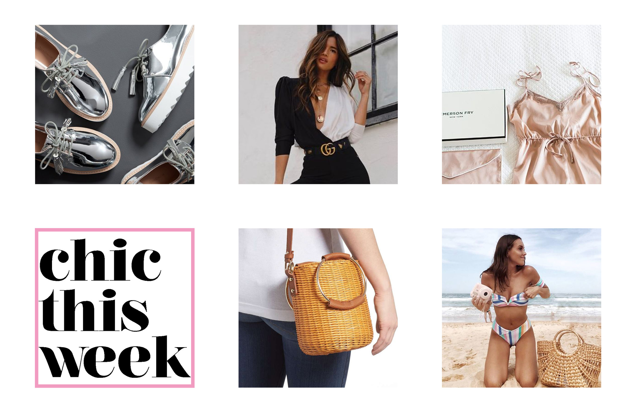 What's CHIC this week (vol 055)