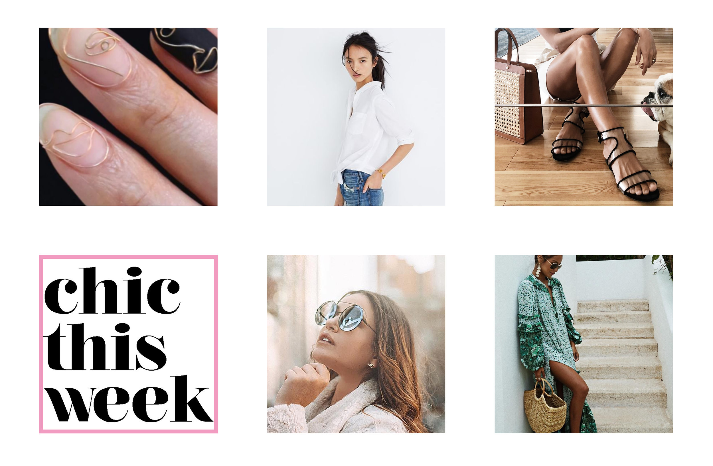 What's CHIC this week (vol. 056)