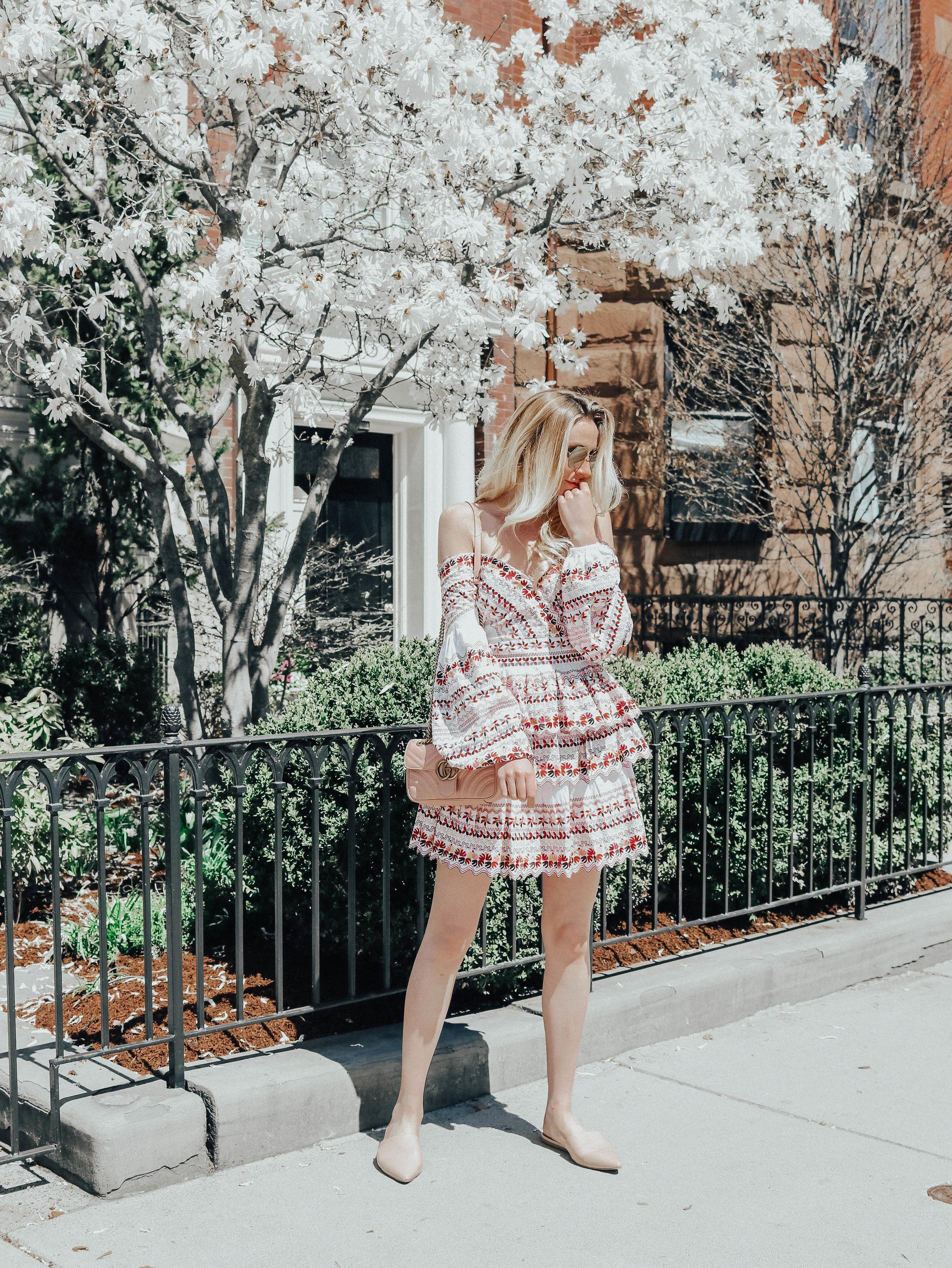 Amur Alma Top & Skirt | @maevestier