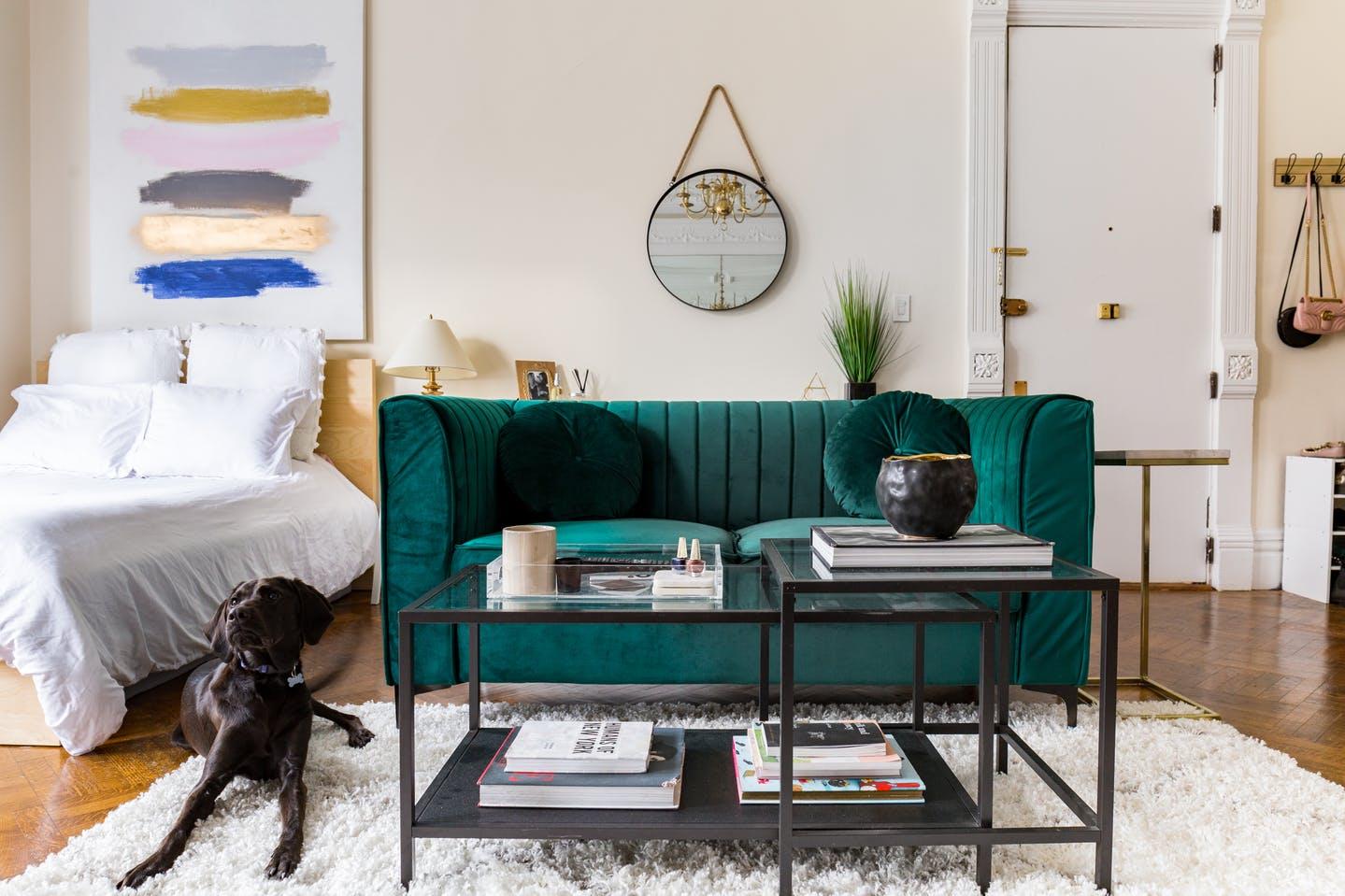Studio Apartment | @maevestier