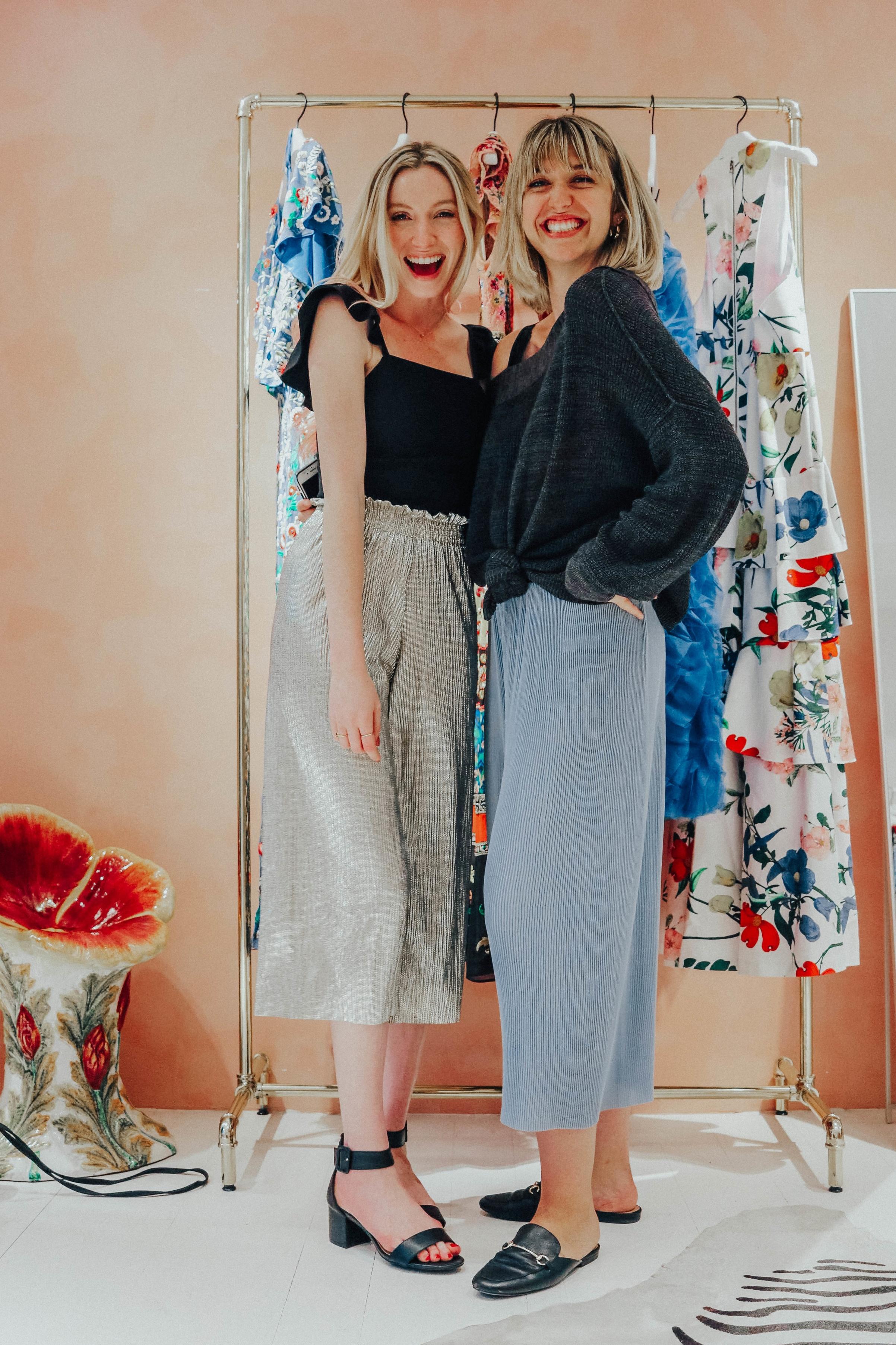 Blogger Alice and Olivia | @maevestier