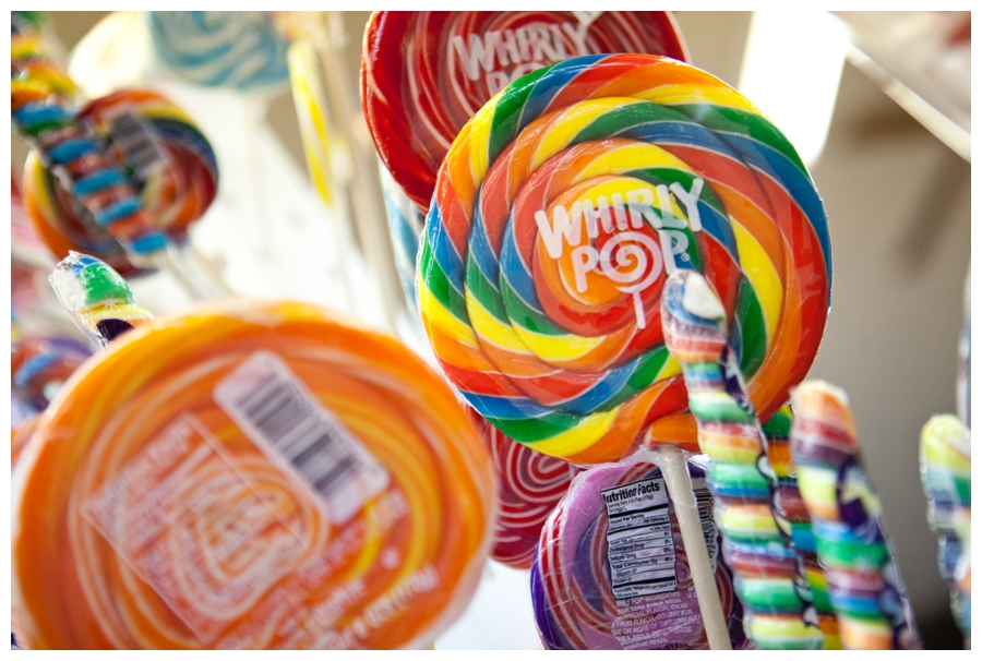 Nostalgic - All of your candy favorites
