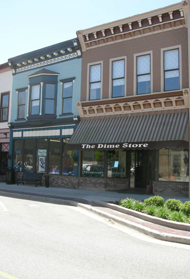 Our   Original   Location ….. this is where it all began. Founded in 1907, Mose Wolfberg started The Wakarusa Dime Store. The Wolfberg family owned the Wakarusa Dime Store over 7 decades. Son, Louis Wolfberg began the Jumbo Jelly Bean Tradition in 1969 designed for the local community Spring Festival.  103 E Waterford St. Wakarusa INDIANA