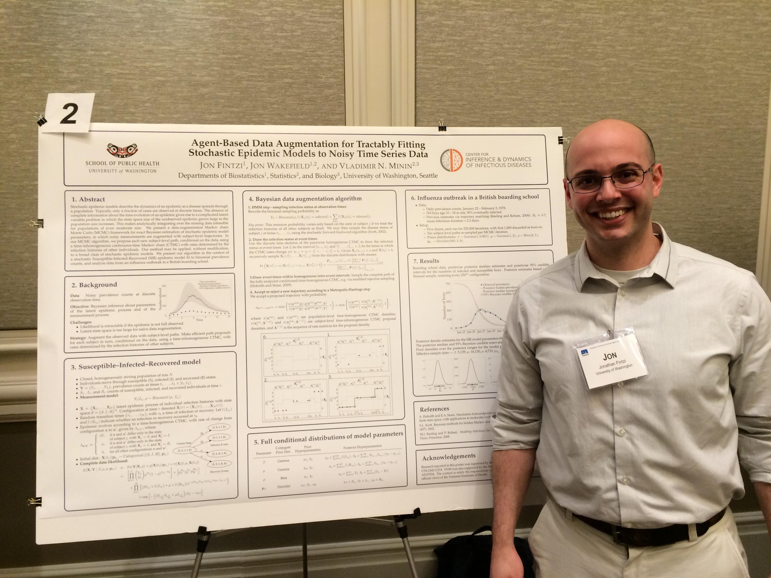 Jon Fintzi, CIDID/UW grad student