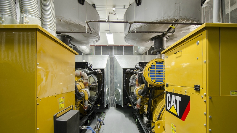 Midtown Generator Replacement