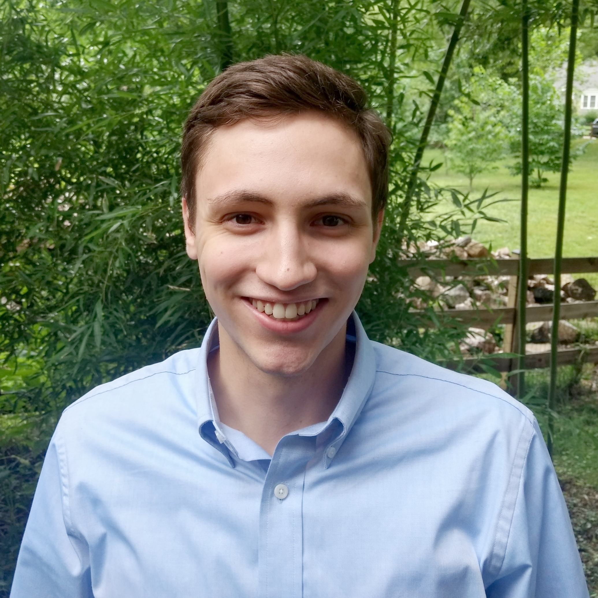 Andrew Hamby: Electrical Engineering Intern