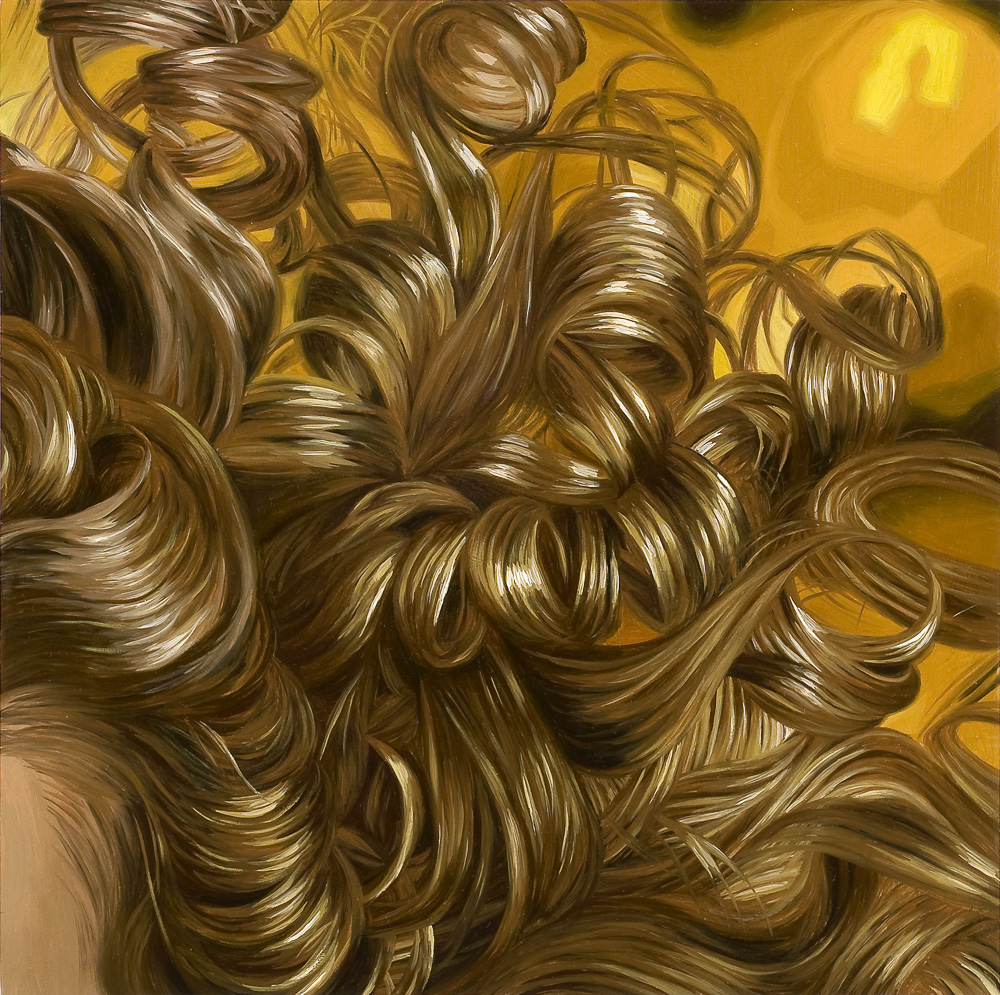 Blond, Curls I