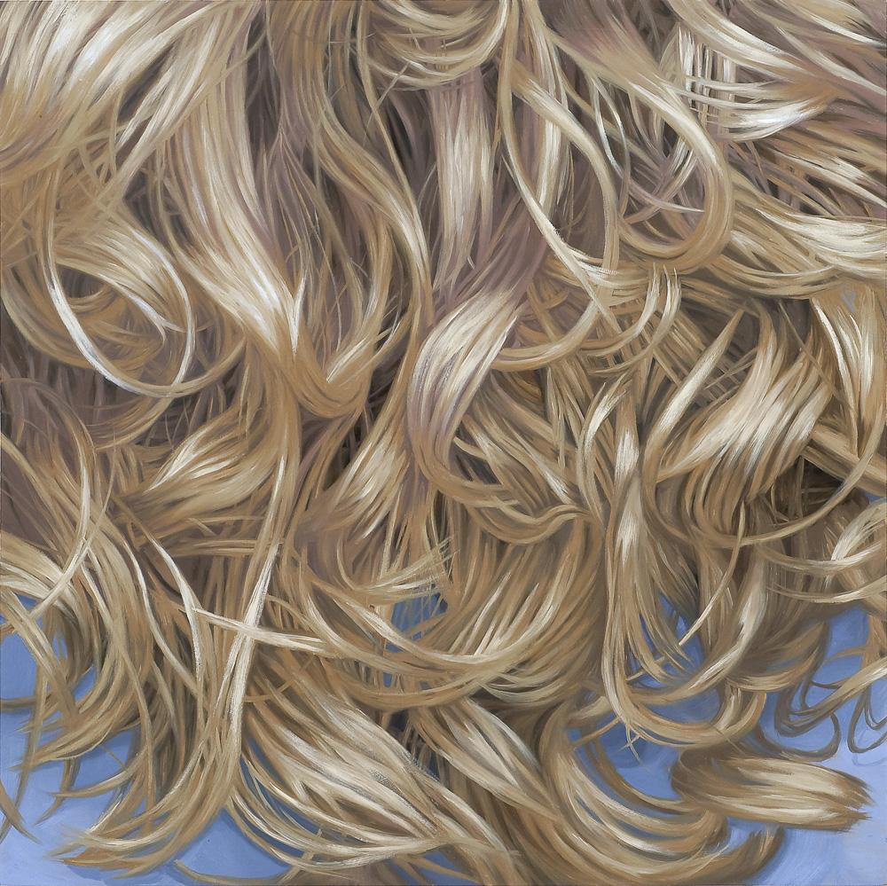 Blond, Curls II