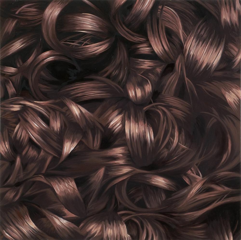 Brunette, Curls I