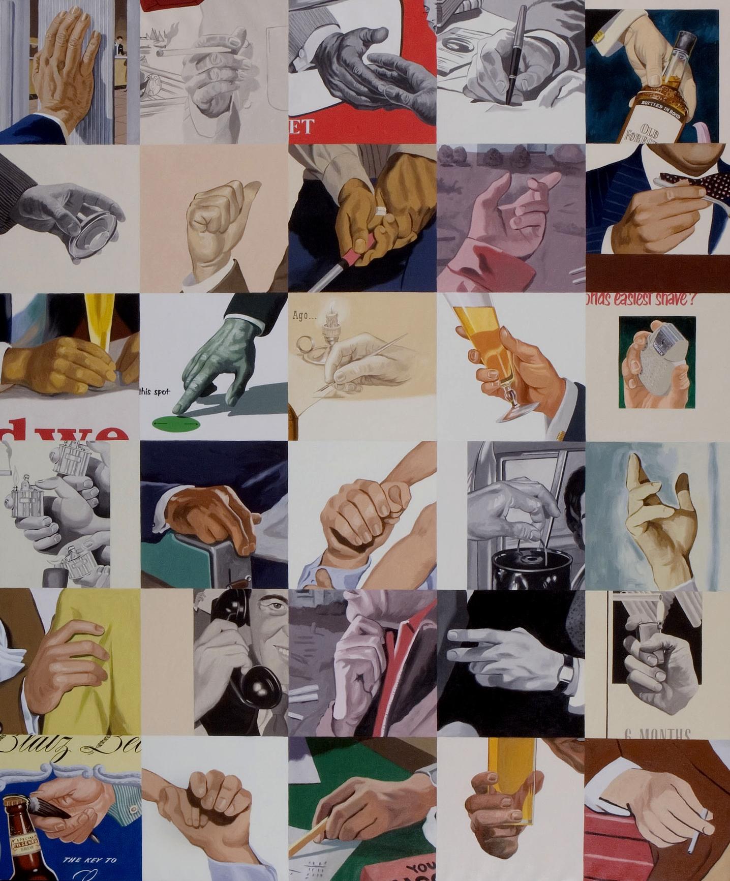 Men's Hands (Handshake)