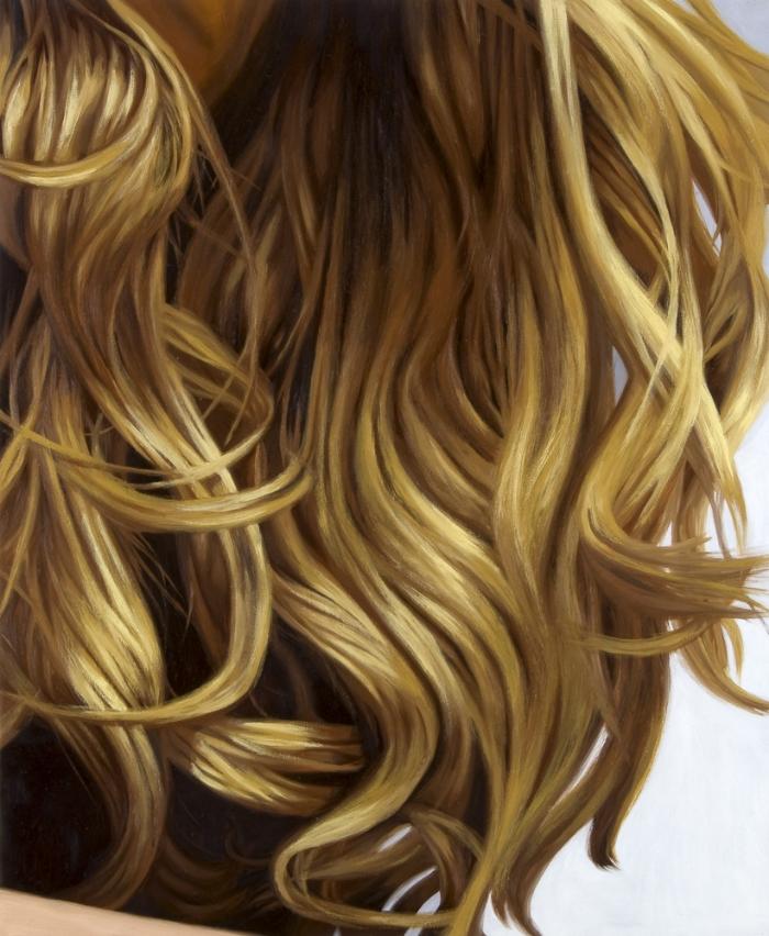 Blond Hair (Long)