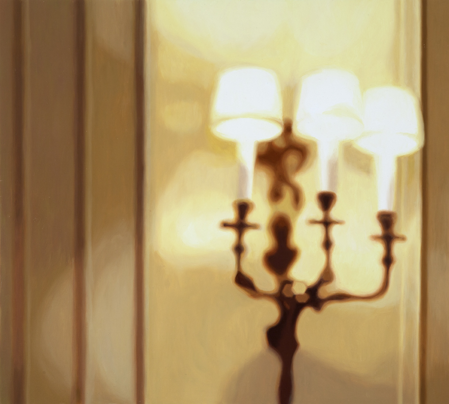 Hotel Room (Wall Sconce)