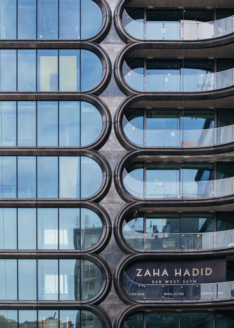 520 west 28th - architect - Zaha Hadid