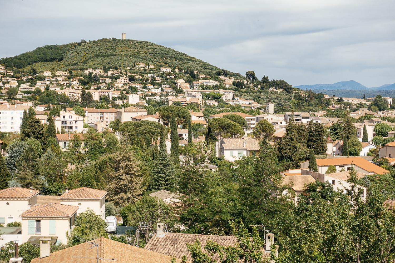 Town of Manosque.