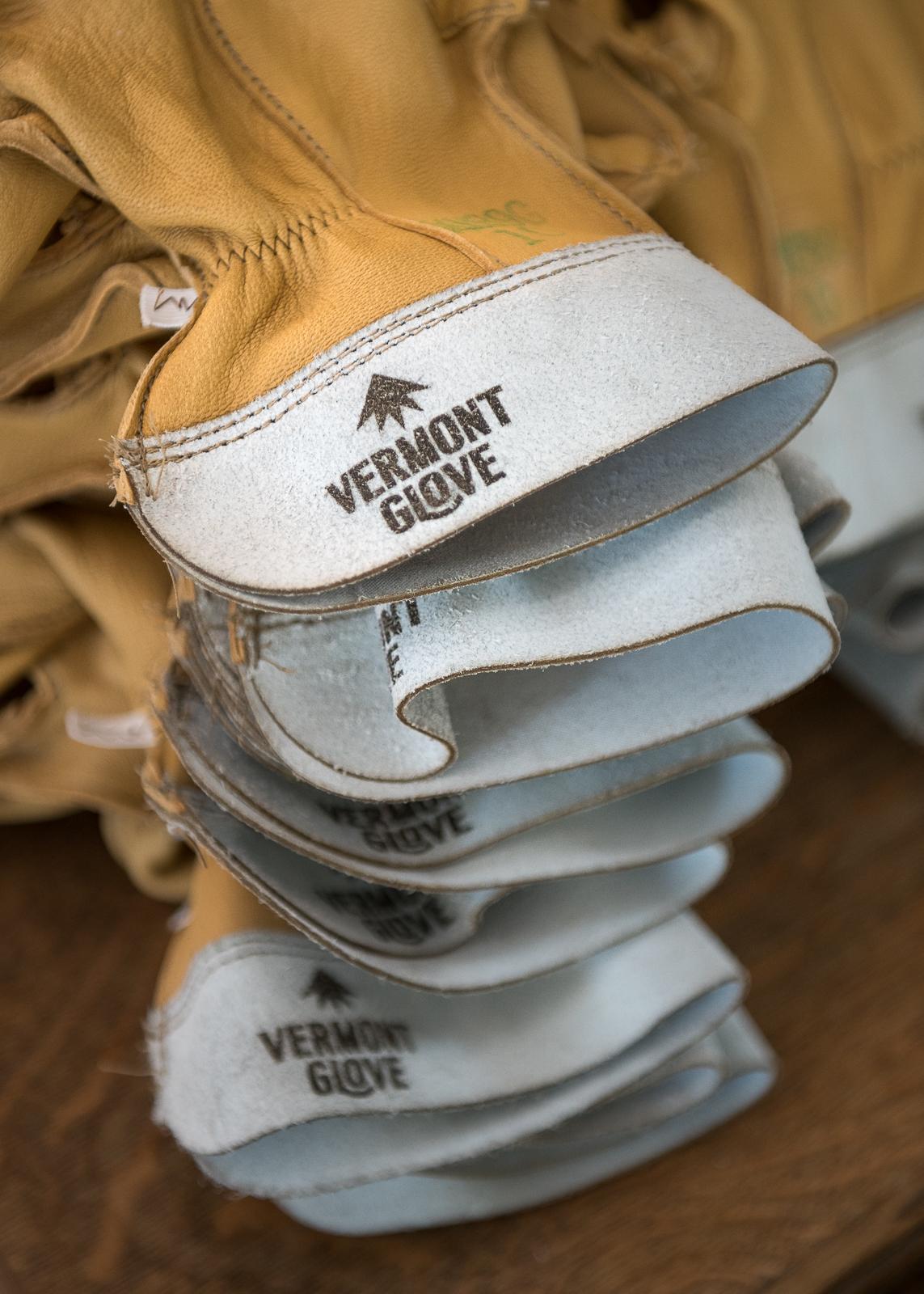 Vermont Glove's new branding.