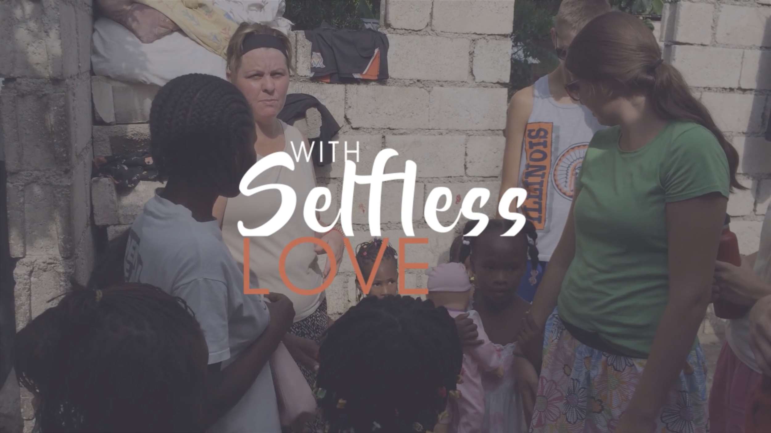 SELFLESS Love - SELFLESS Love is about sacrifice. It's a willingness to extend grace to others even at our own expense. At BCC we participate in and encourage serving our community and around the world in order to show the kind of love Jesus has for people. We partner with some fantastic organizations and ministries in order to demonstrate SELFLESS Love.